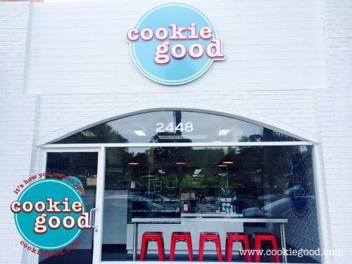 best LA cookies - Los Angeles Cookies
