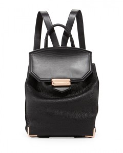 women backpack + best backpack 2018 + House of Comil + Fashion + Style + Blog + Alexander Wang + Prisma Skeletal + Leather + Backpack