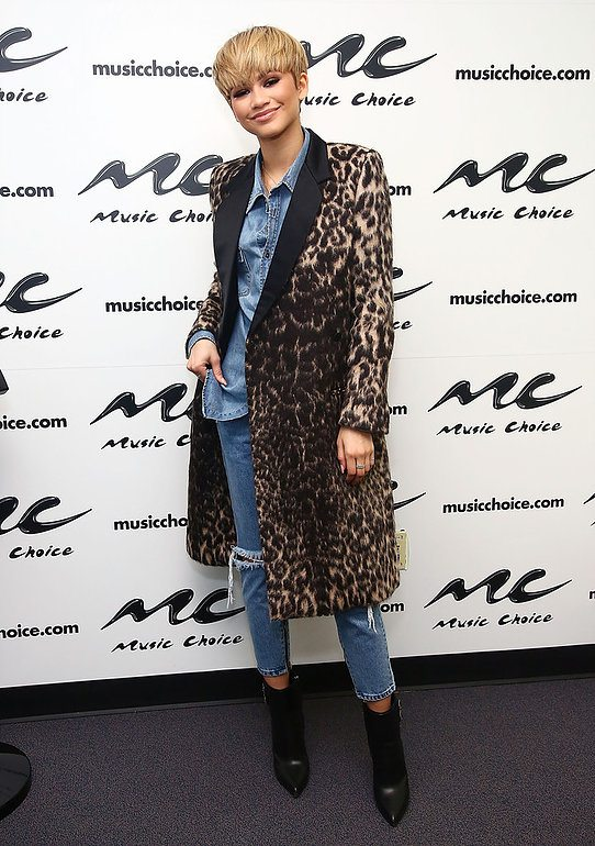 zendaya + ports + 1961 + leopard + coat-+ Los Angeles + Lablogger + style + blogger + fashion + inspiration + house of comil + lifestyle + houseofcomil + French + la blogger
