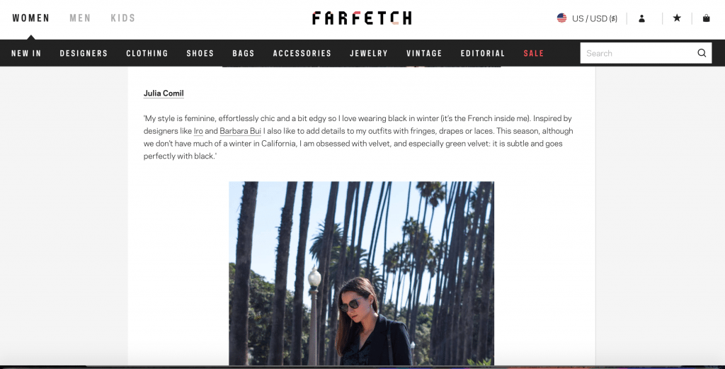 press fashion blogger + farfetch + as seen in + 21 + winter + outfit + ideas + fashion + bloggers + press + julia comil + house of comil + houseofcomil + juliacomil