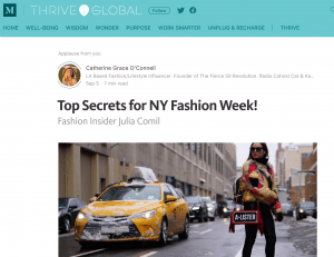How to get to NY Fashion Week + best tips + NYFW + fashion week + fashion blogger