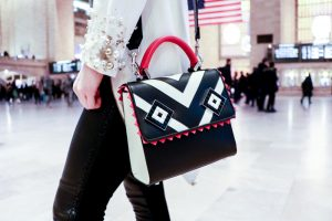 NYFW + new york fashion week + Street style + best of + new york + M. Gemi + M Gemi + whote boots + winter style + outfit + les petits joeurs + alex + mini bag + mask + guitar strap + shoulder strap + rebecca minkoff + grand central + fashion shoot + boots + pompom +scarf + rag and bone + fashion blogger + style blogger + julia comil + house of comil + la blogger + french blogger + featured on NYFW
