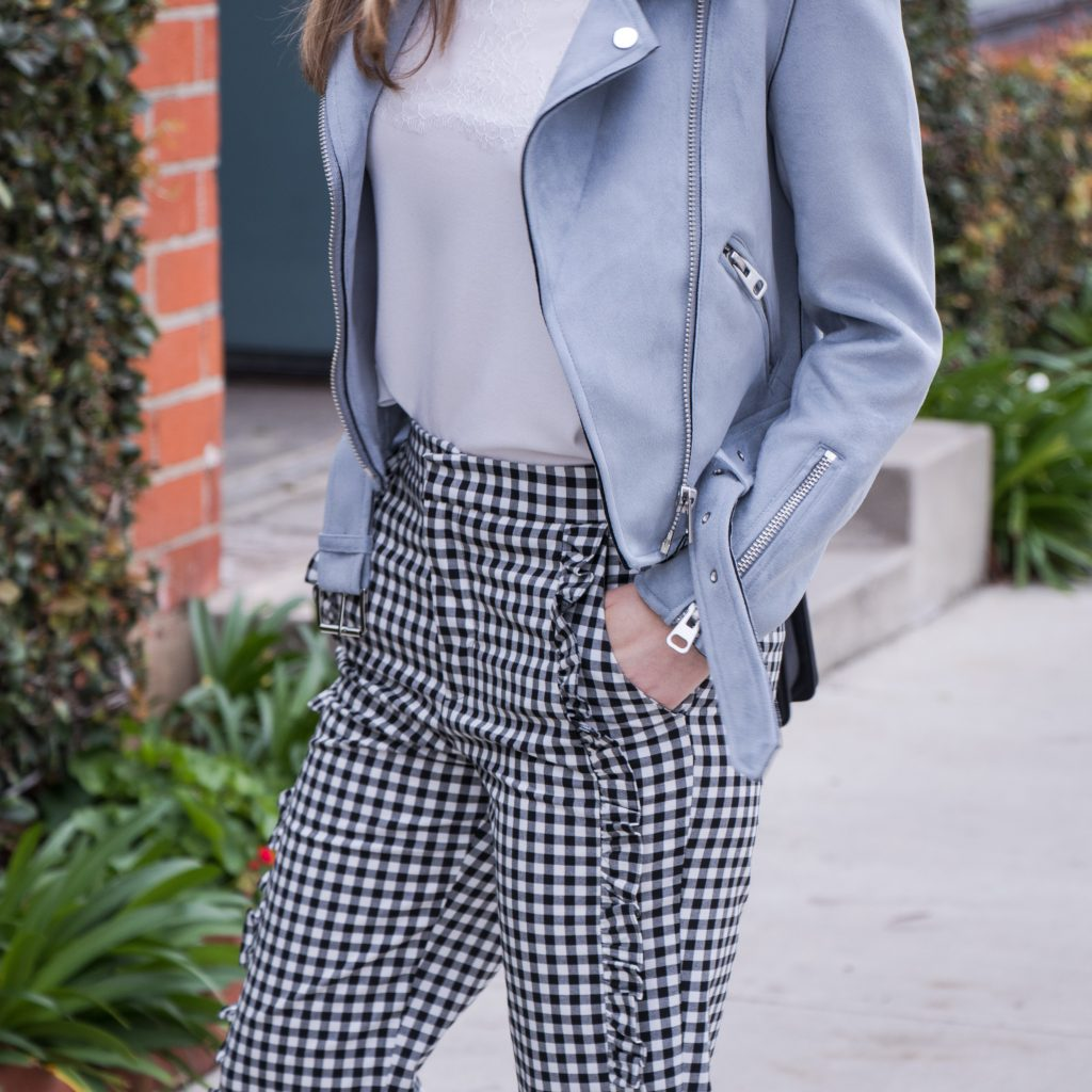 Spring style 2017 Vichy Gingham. More on Houseofcomil.com. Click to read more or pin to save it for later.