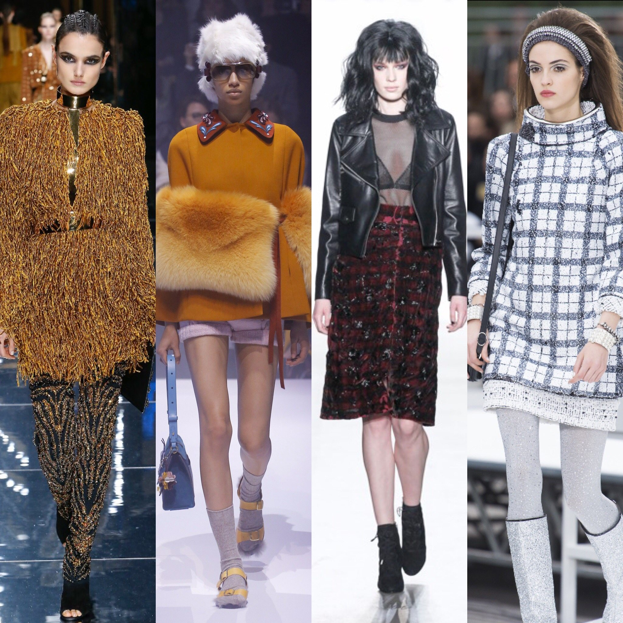 Fall Winter 2017 2018 Trends Fashion Week Coverage Mode Rsvp