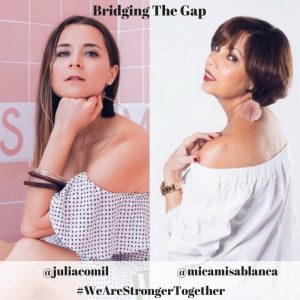 Bridging the gap campaign - Meet Chuky Reyna, the PR Diva