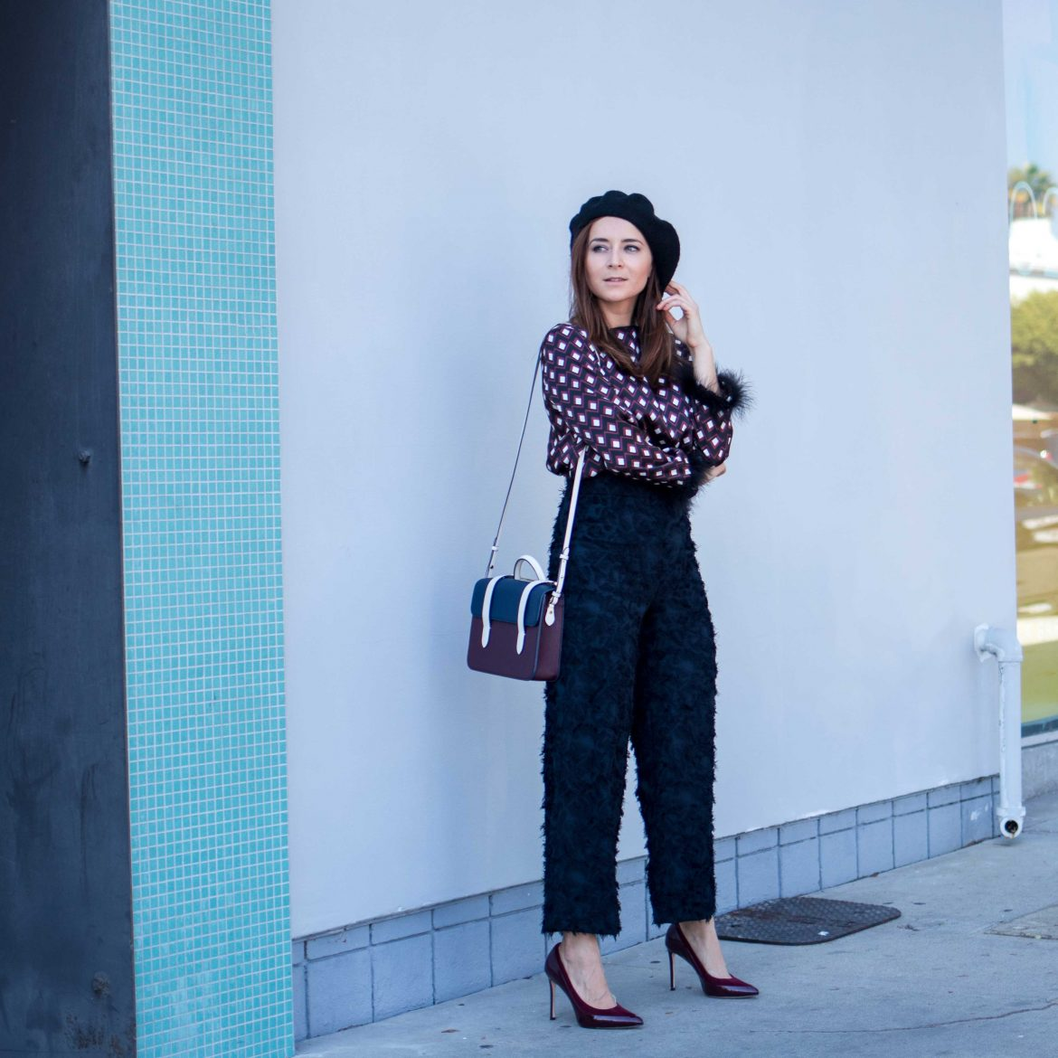 Fall Hat 2017 trend report: Best of Berets and How to style them - More on Houseofcomil.com