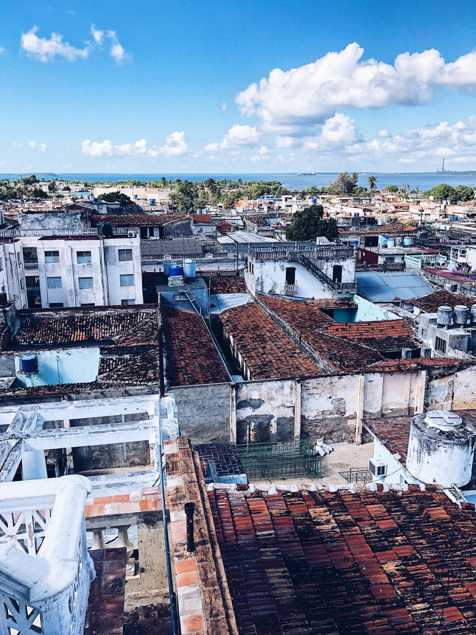 Trinidad roofs - Best things to do in Cuba
