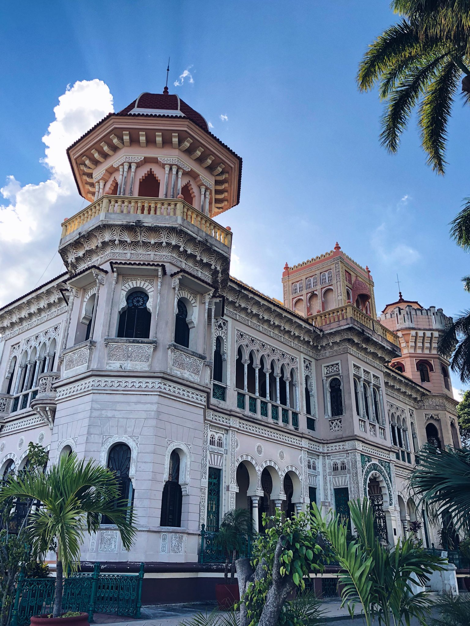 old palace of Cienfuegos - Besth things to do in Cuba