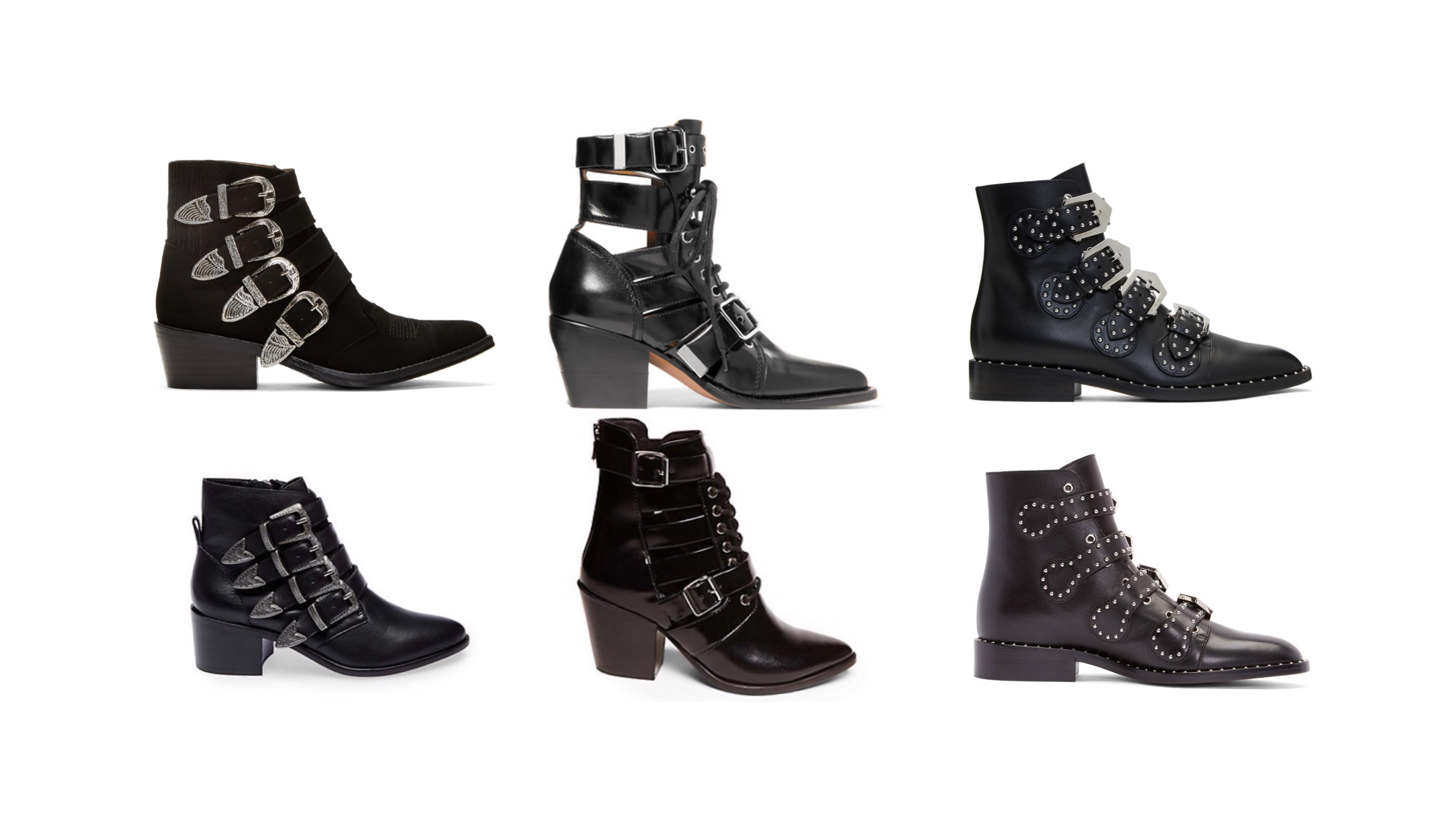 30b0038a1f8 Ankle boots are a must-have and you can score beautiful dupes of the latest