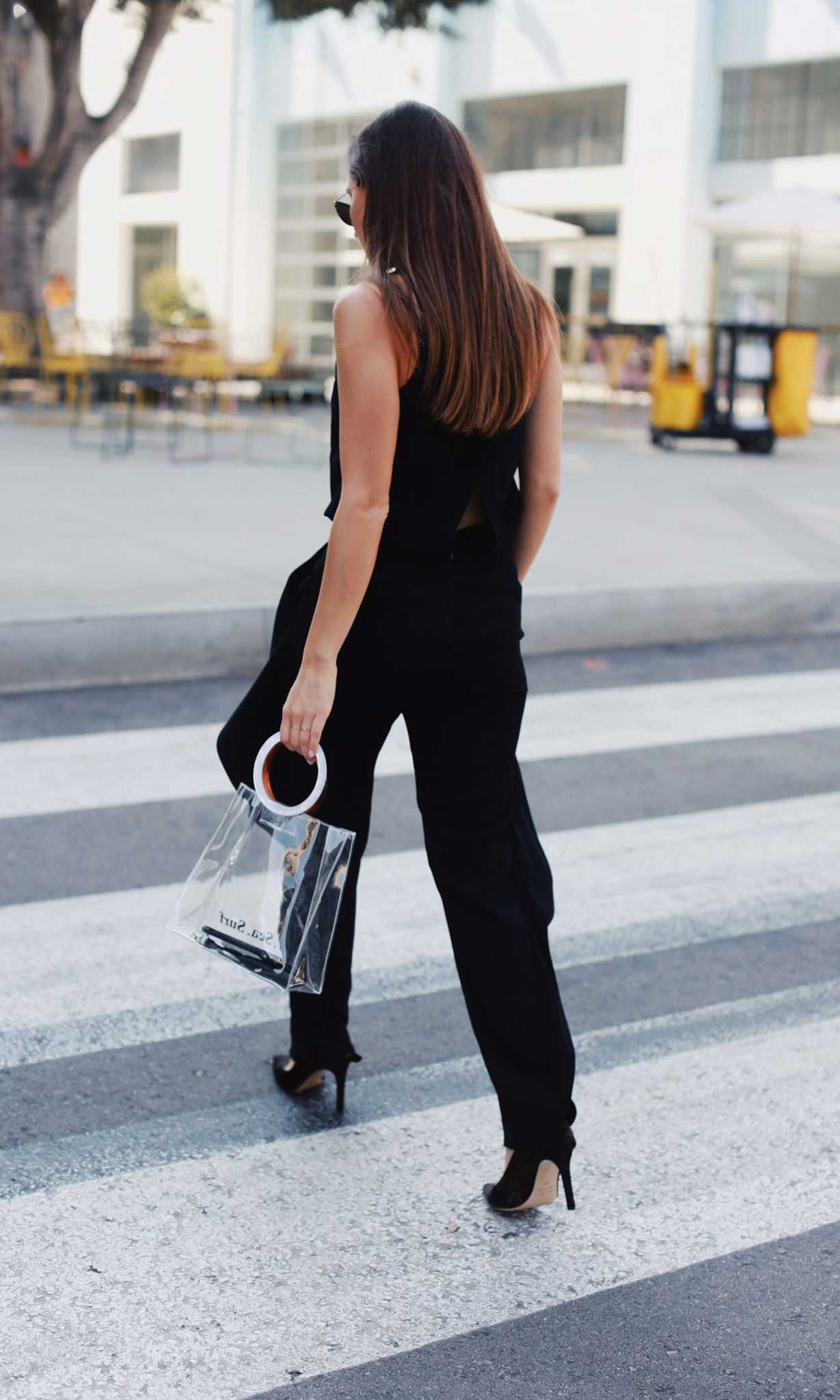 4bd341dc15a The Black Jumpsuit  A Fall Transitional Outfit you can never go ...