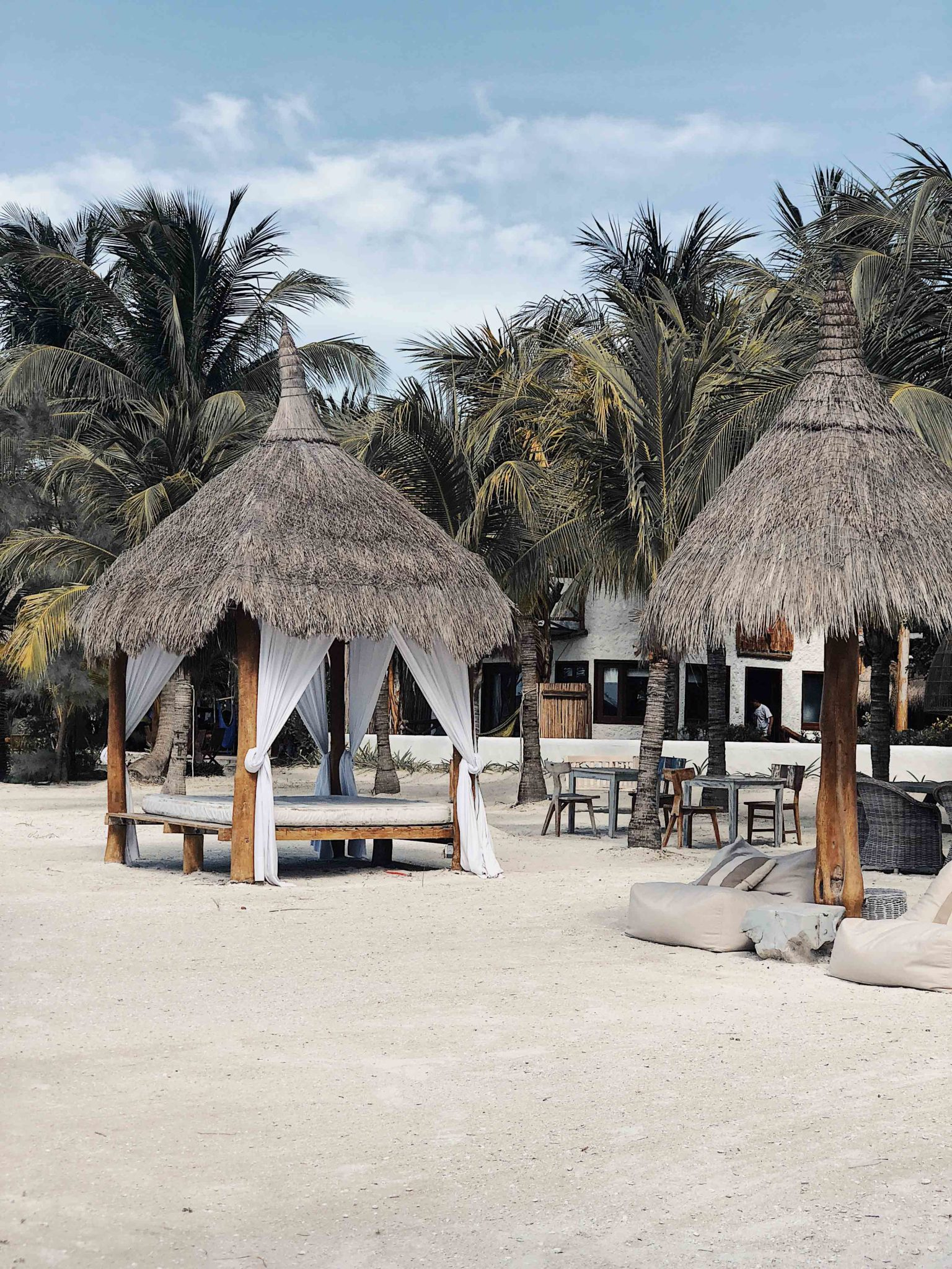 Holbox Travel Diaries: Beach Paradise at 2 hours from Cancun