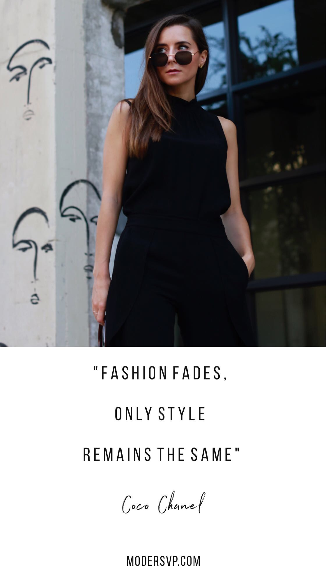 "Best Style quotes - Inspirational Fashion Quotes - ""Fashion fades, only style is the same"" Coco Chanel - Read more style quotes from Anna Wintour, Diane Von Furstenberg, Coco Chanel and other fashion designers and style icons on Houseofcomil.com"
