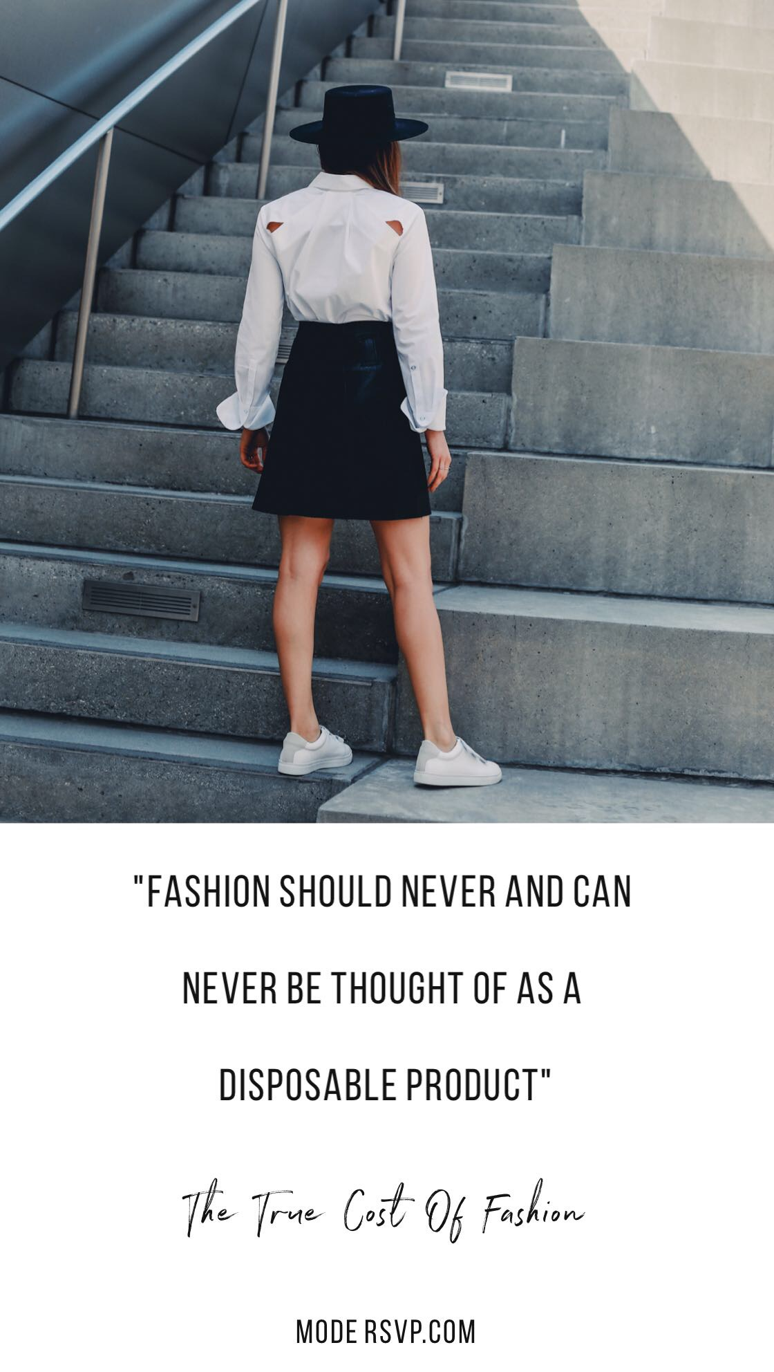 Best Style quotes - Inspirational Fashion Quotes - Fashion should never and can never be thought of as a disposable product. The True Cost of Fashion- Read more style quotes from Anna Wintour, Diane Von Furstenberg, Coco Chanel and other fashion designers and style icons on Houseofcomil.com