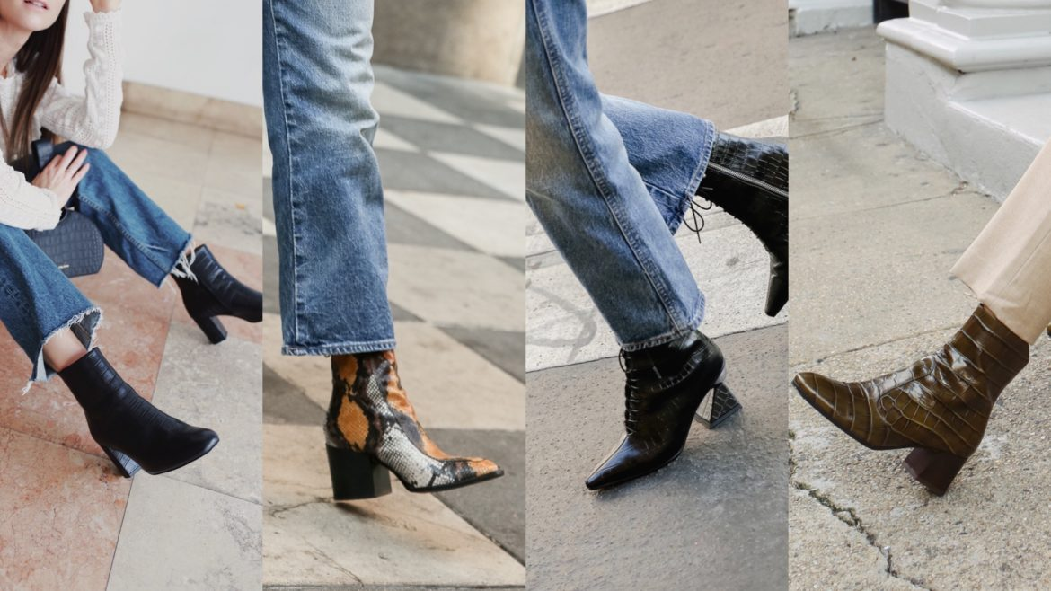 5 best Fall Winter 2019 Shoes and Boots