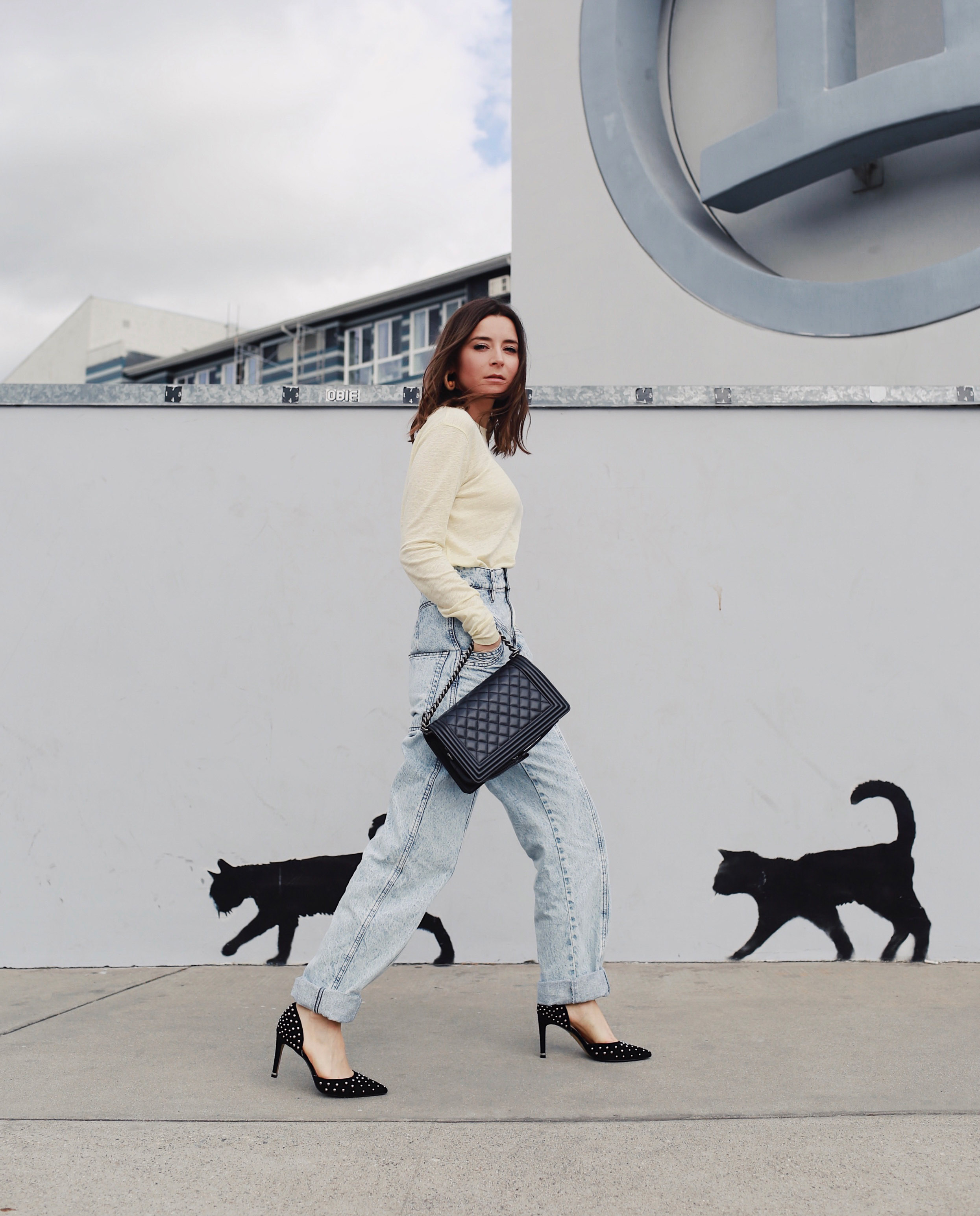 85 Riley studded d Orsay pumps Kenneth Cole Tech cole footwear Riley shoes comfortable versatile stylish pumps perfect to commute #HeelsForTheHustle #WhatMovesYou electric scouter commute