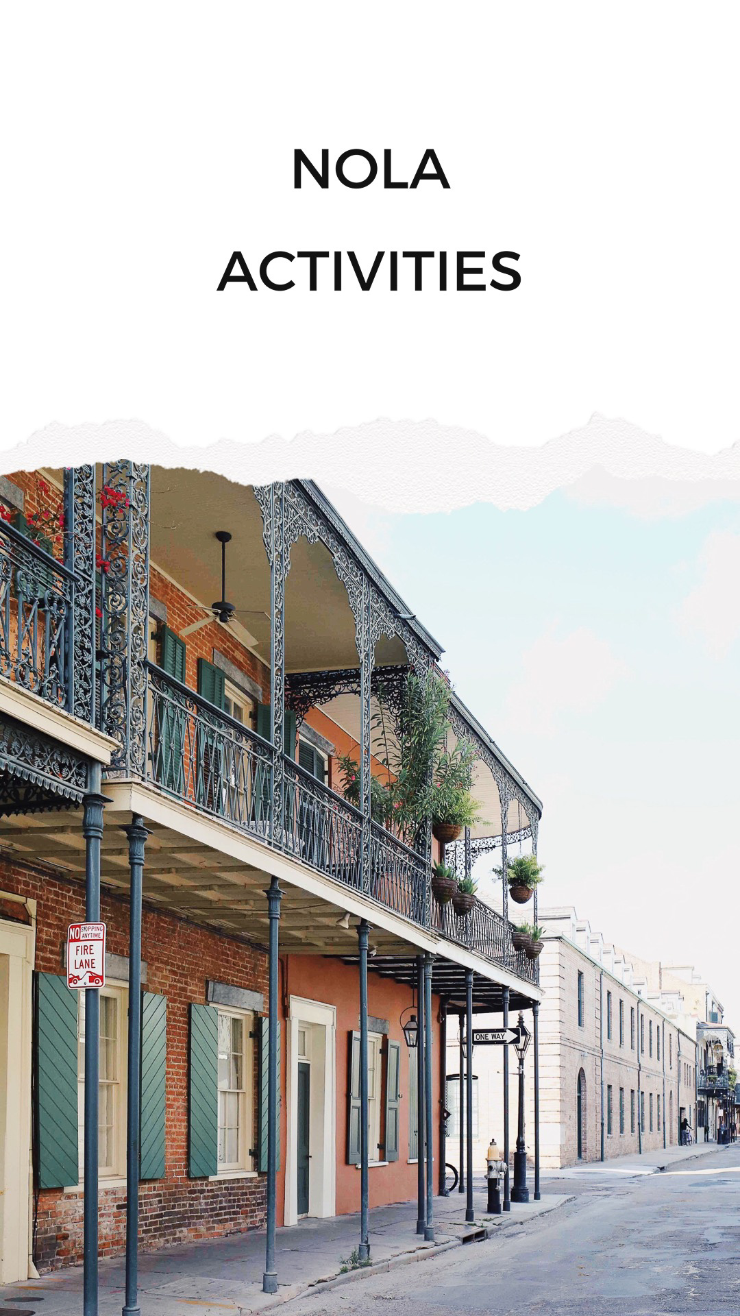 What to do in New Orleans. Visit of the French Quarter in New Orleans - Horse French Quarter New Orleans Travel Guide - NOLA City guide - by fashion blogger Julia Comil