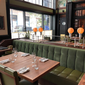 CBD District ACE Hotel Josephine Estelle restaurant New Orleans Travel Guide - NOLA City guide - by fashion blogger Julia Comil