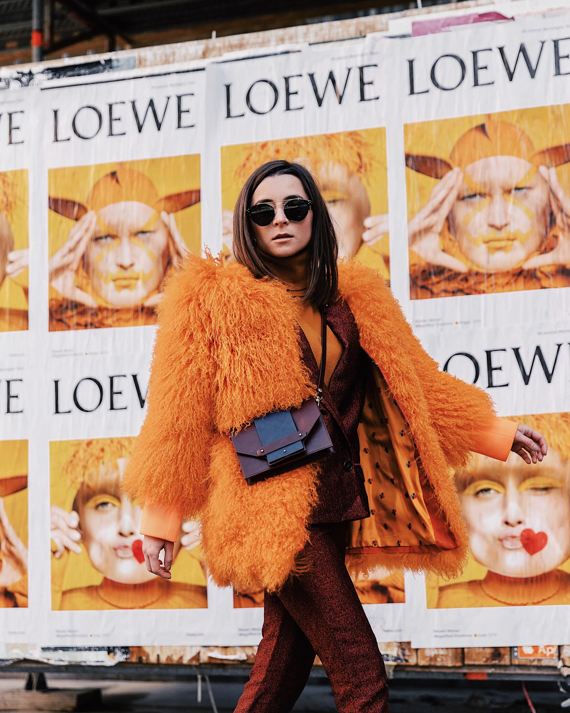 8943d425b87a Best Street Style Paris Fashion Week Mars 2019 Julia Comil / French Fashion  Blogger in Los
