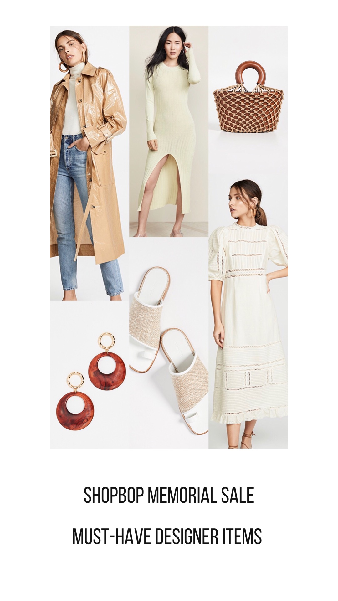 Best of Shopbop memorial sale selection under $250 and investment pieces on sale - Shopbop sale designer under $250