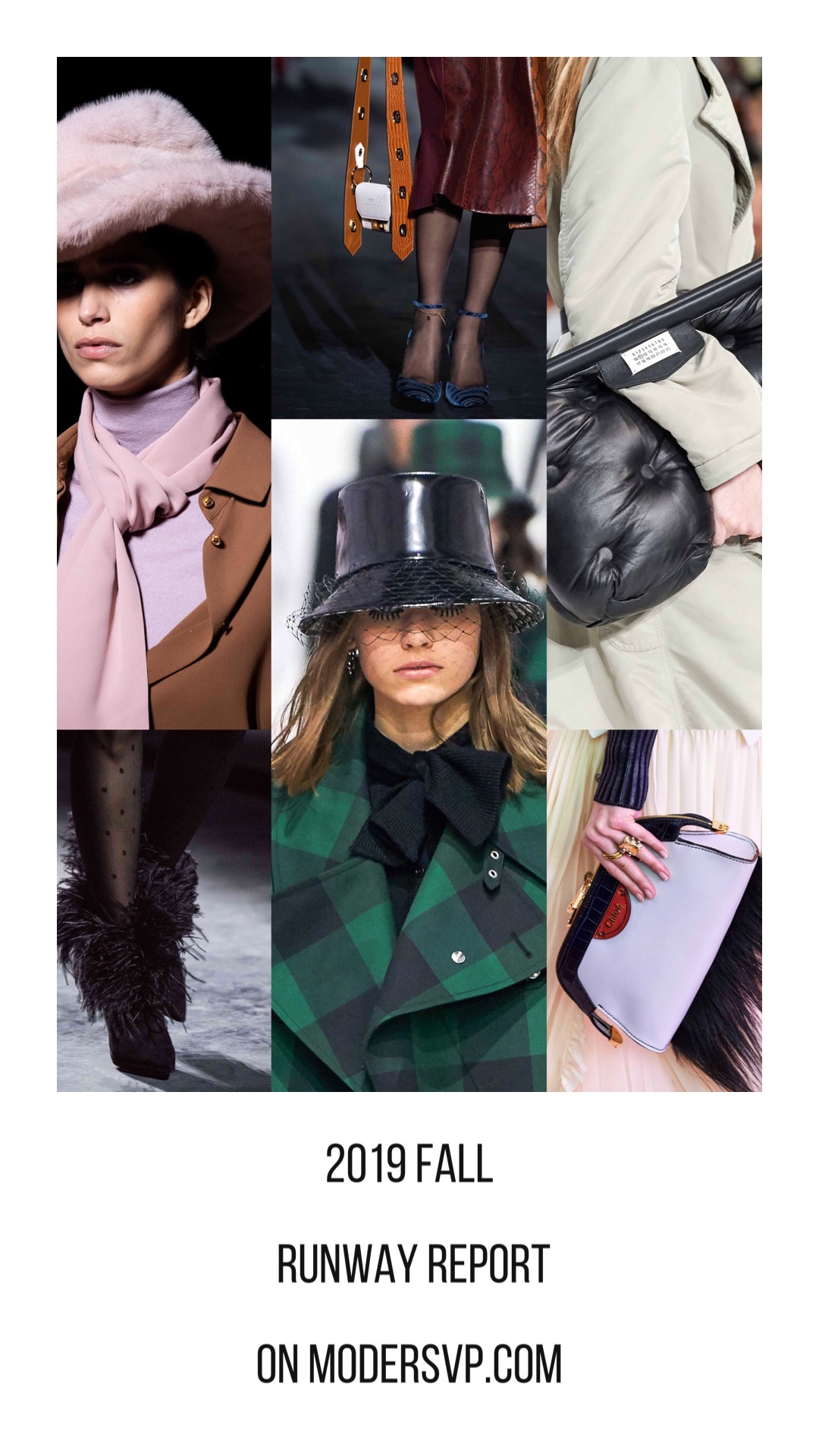 Fall Winter 2019 2020 Fashion Week Coverage. Discover the biggest fall winter 2019 trends from New York, London, Milan and Paris fashion week on Modersvp.com. Tom Ford / Saint Laurent / Givenchy / Dior / Maison Margiela / Chloe