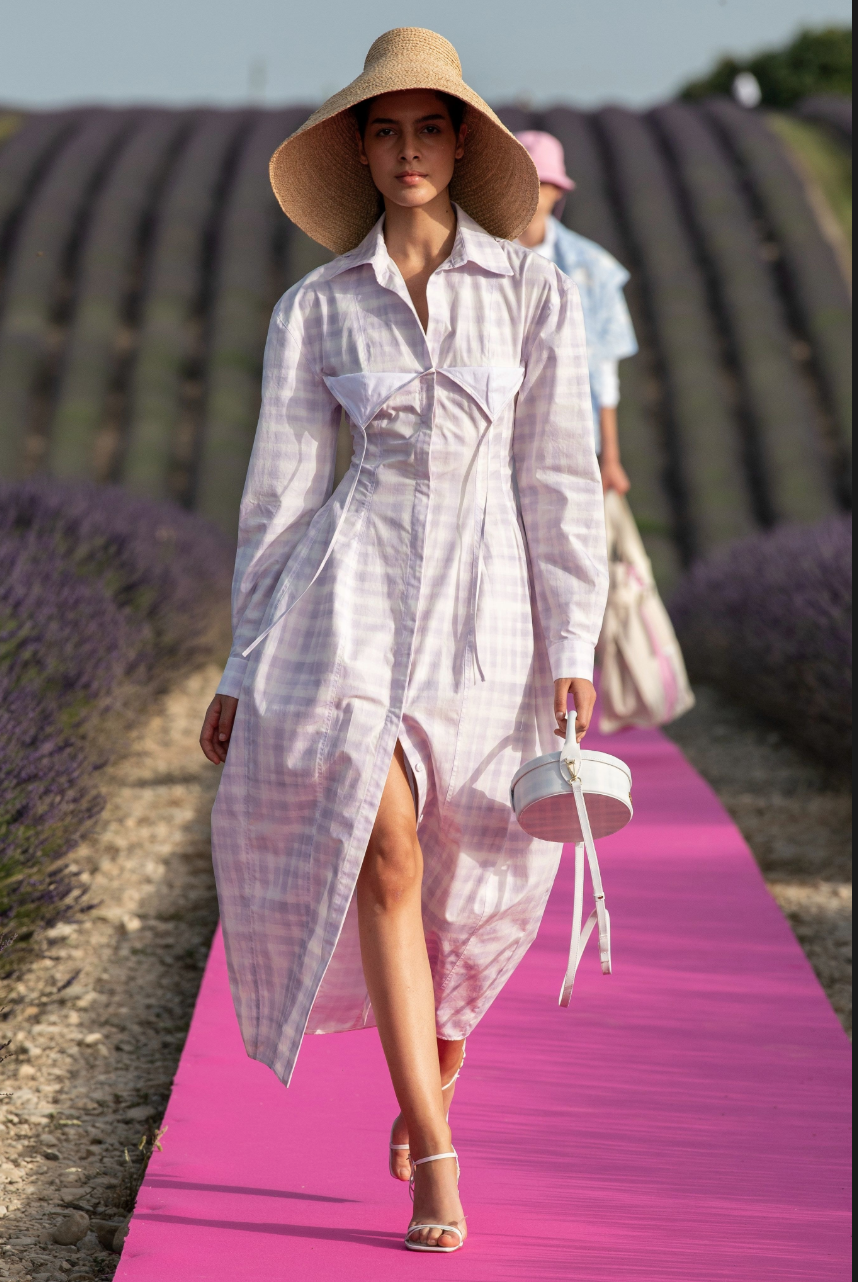 Jacquemus resort 2020 fashion week trends resort 2020 runway fashion trend report vogue Best trends from the resort 2020 collections