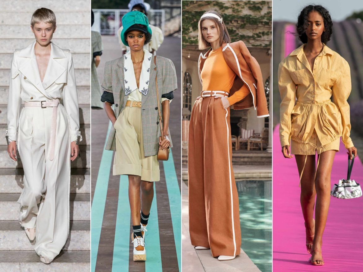 Best trends from the resort 2020 collections - Resort 2020 fashion week trends report by Julia Comil French fashion blogger in Los Angeles