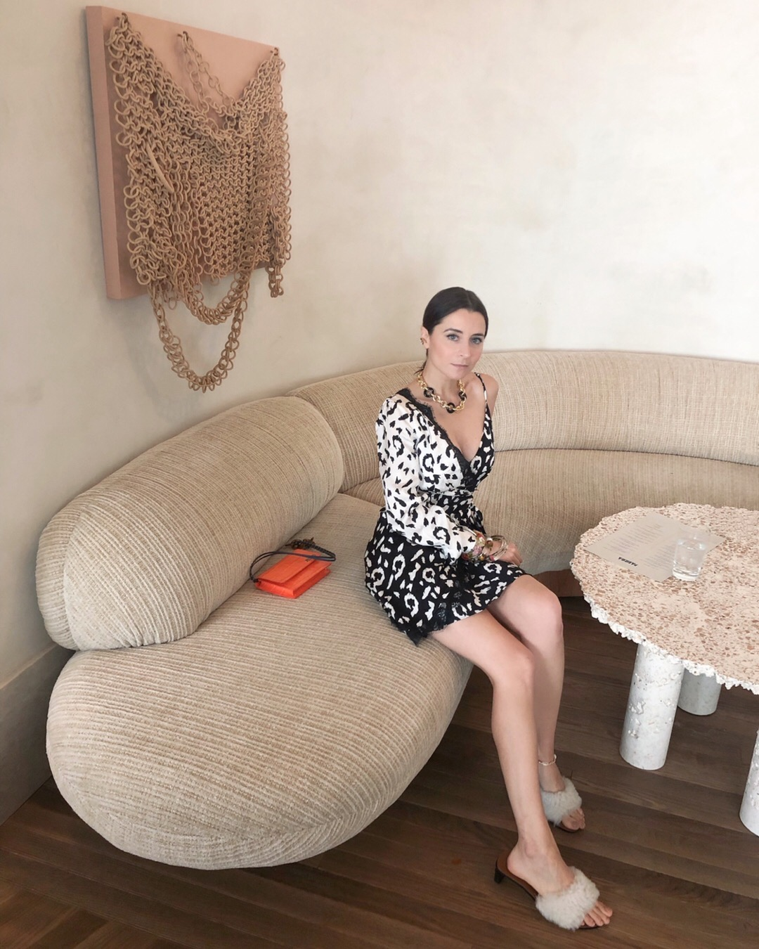 Hotel Proper Santa Monica. A Parisian Girls Guide To Los Angeles Julia Comil French fashion blogger in Los Angeles