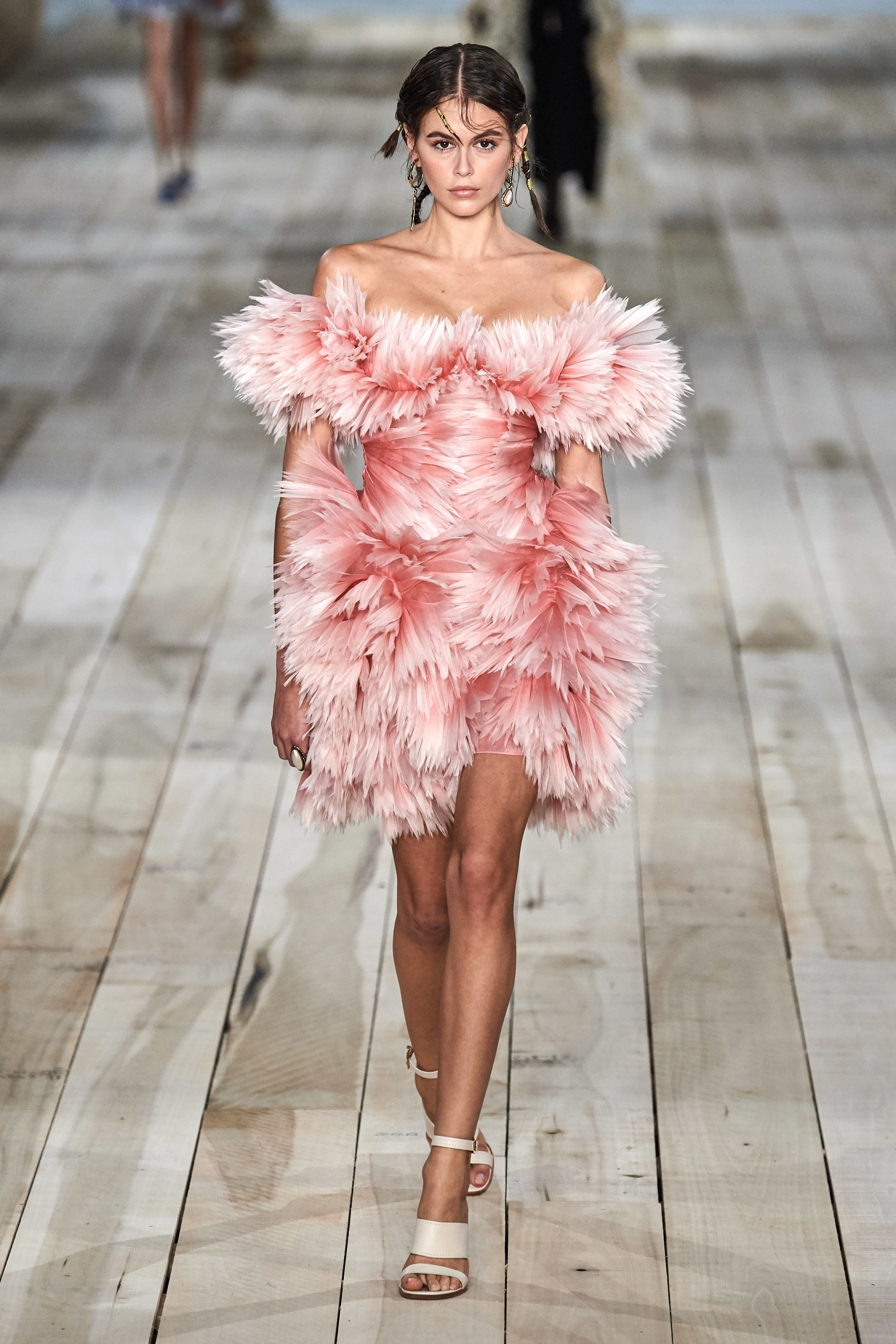 Alexander Mc Queen Spring Summer 2020 SS2020 trends runway coverage Ready To Wear Vogue Euphoria
