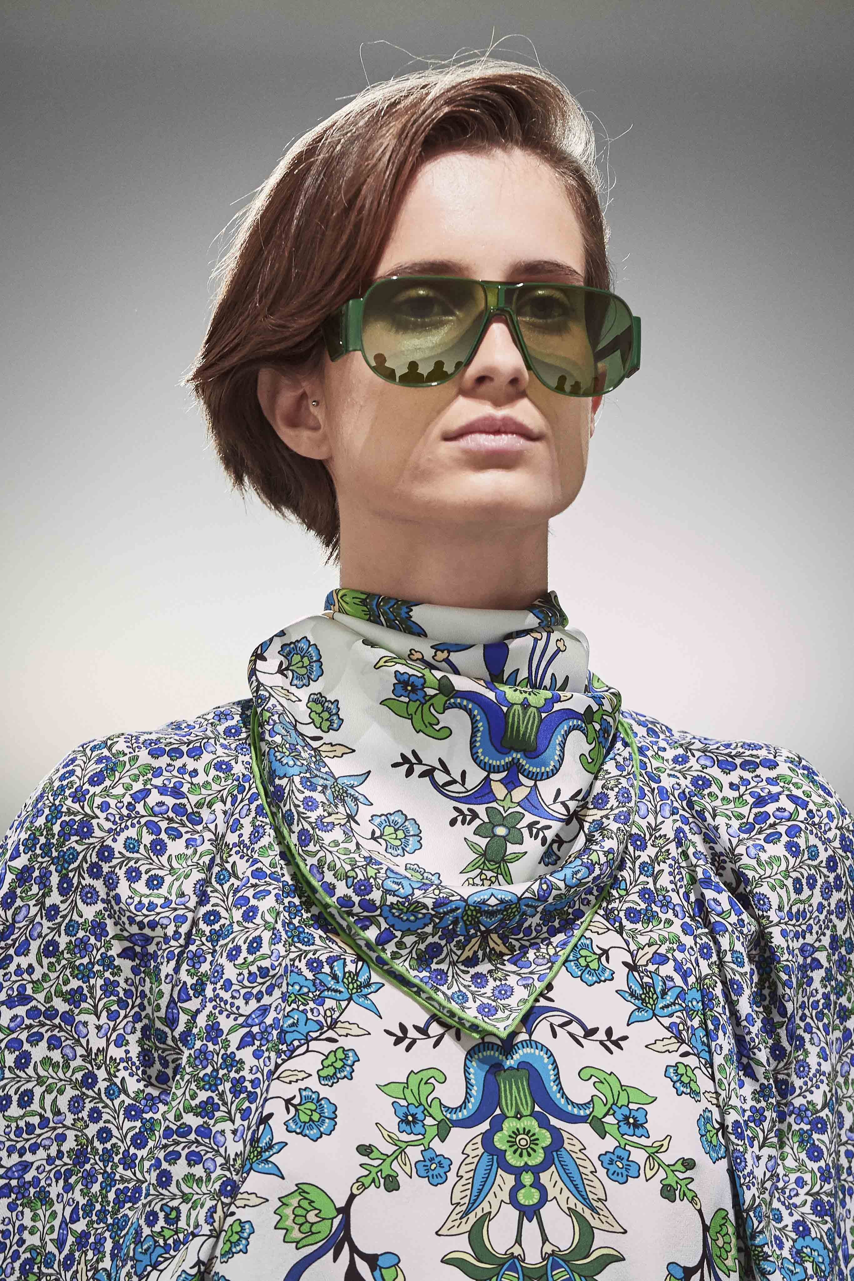 Givenchy Spring Summer 2020 SS2020 trends runway coverage Ready To Wear Vogue sunglasses