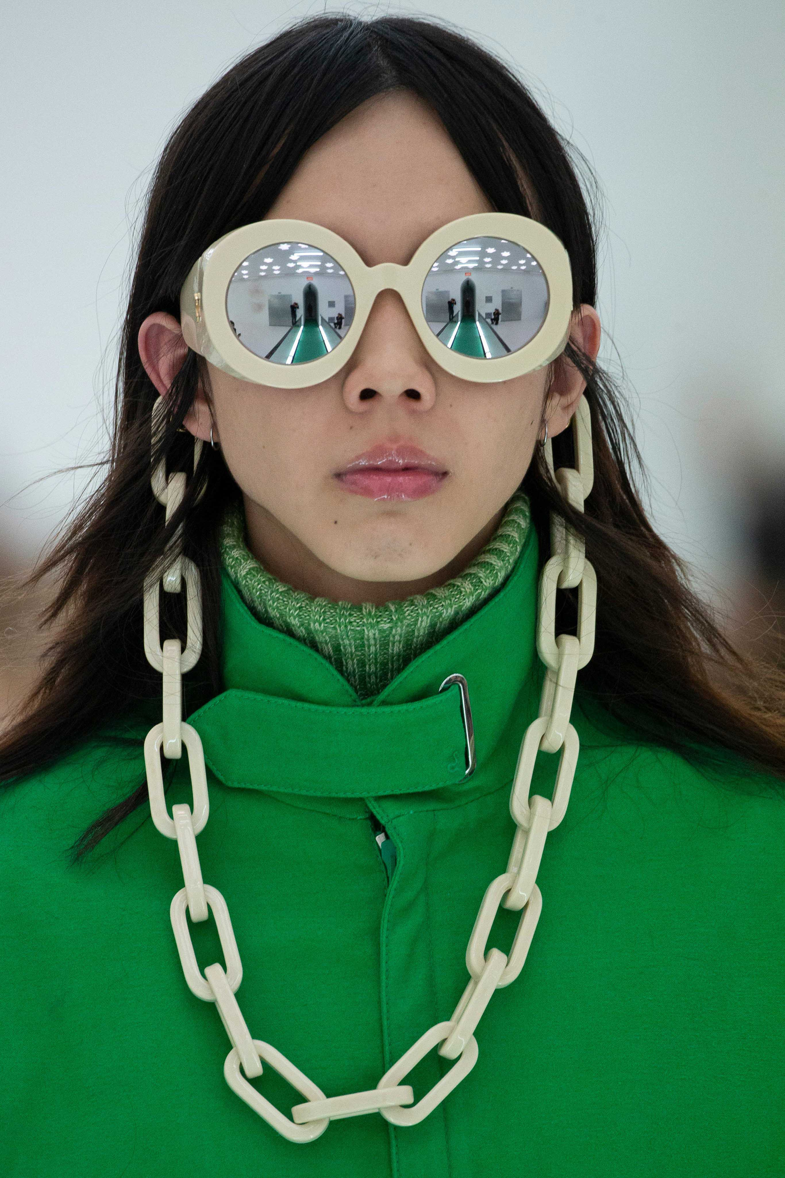 Gucci Spring Summer 2020 SS2020 trends runway coverage Ready To Wear Vogue sunglasses