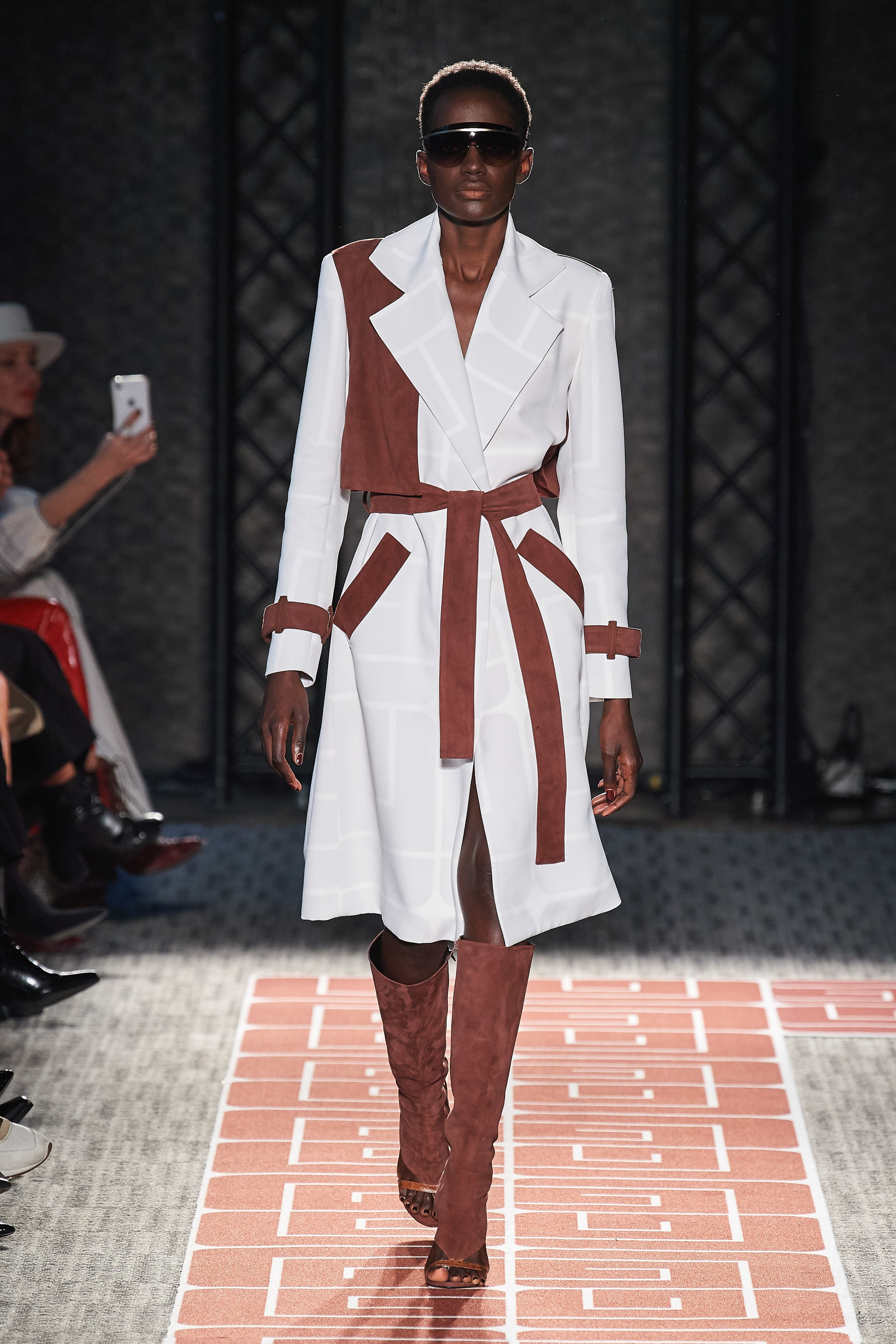 Guy Laroche Spring Summer 2020 SS2020 trends runway coverage Ready To Wear Vogue double trouble