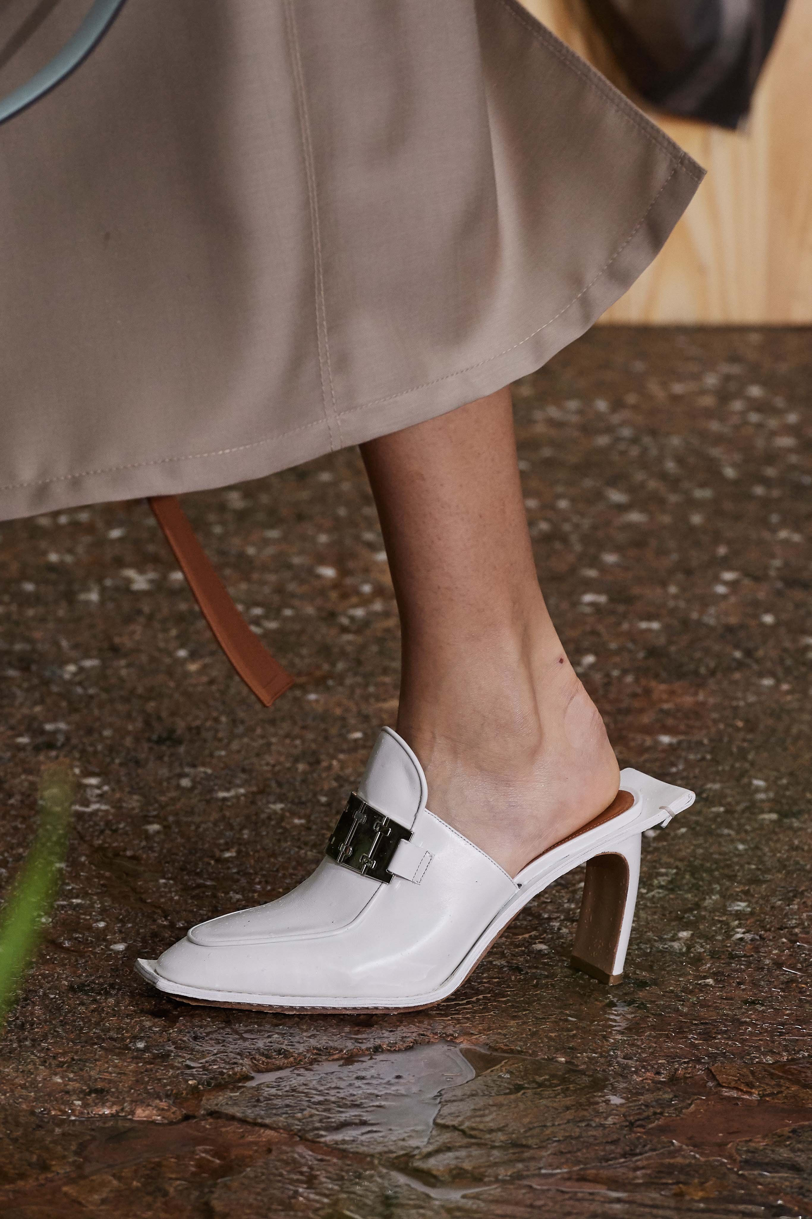 Lanvin Spring Summer 2020 SS2020 trends runway coverage Ready To Wear Vogue shoes