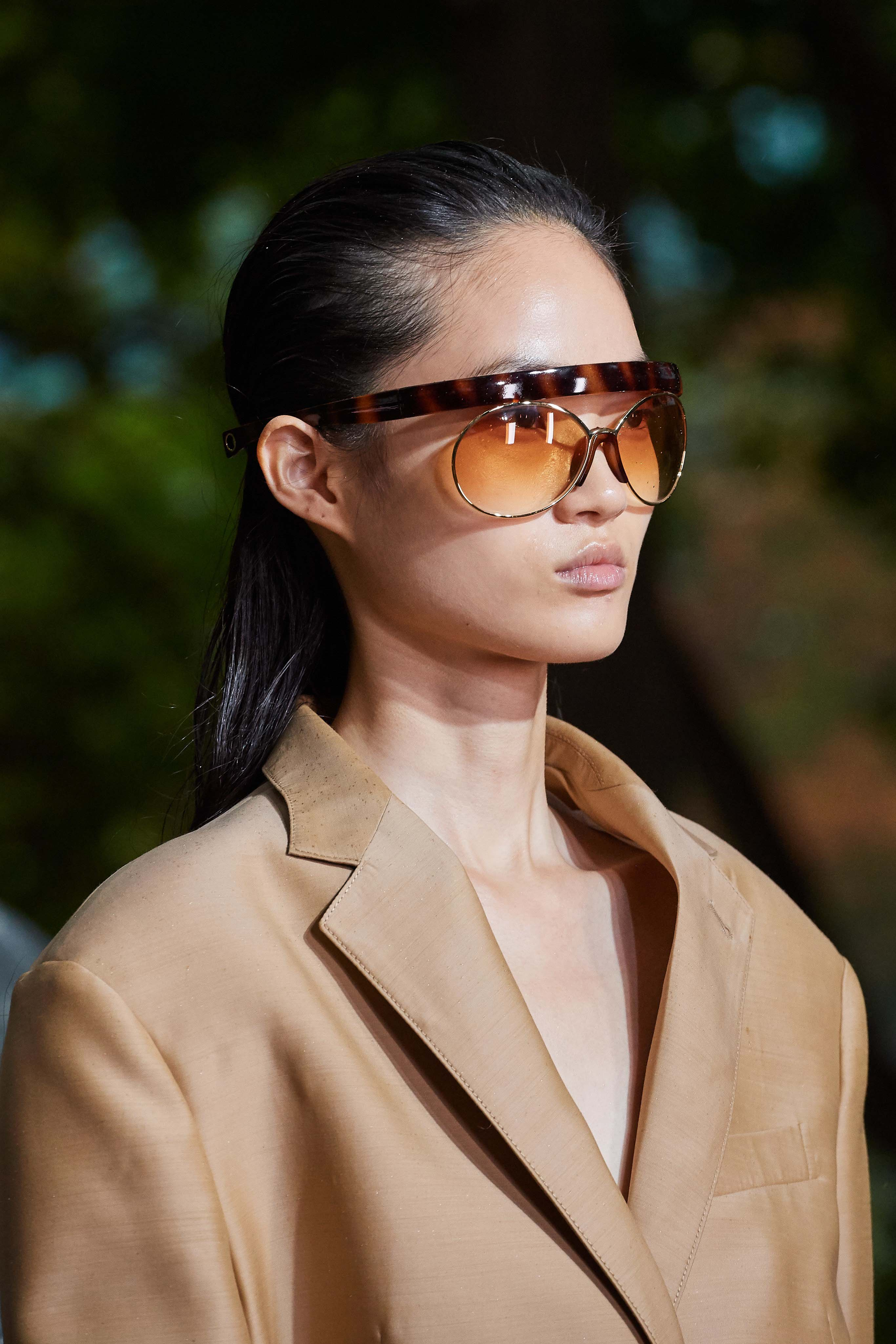 Lanvin Spring Summer 2020 SS2020 trends runway coverage Ready To Wear Vogue sunglasses
