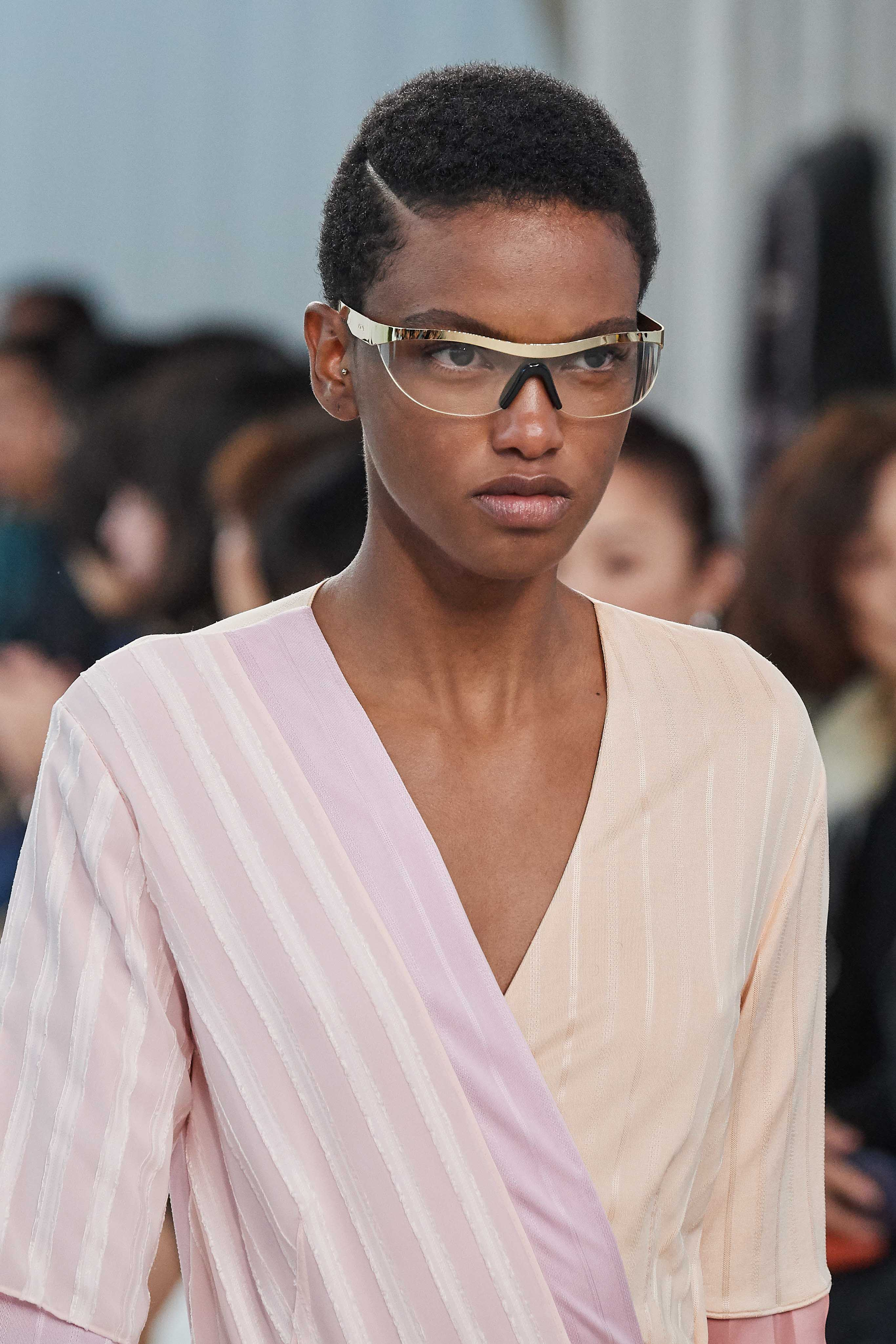 Loewe Spring Summer 2020 SS2020 trends runway coverage Ready To Wear Vogue sunglasses