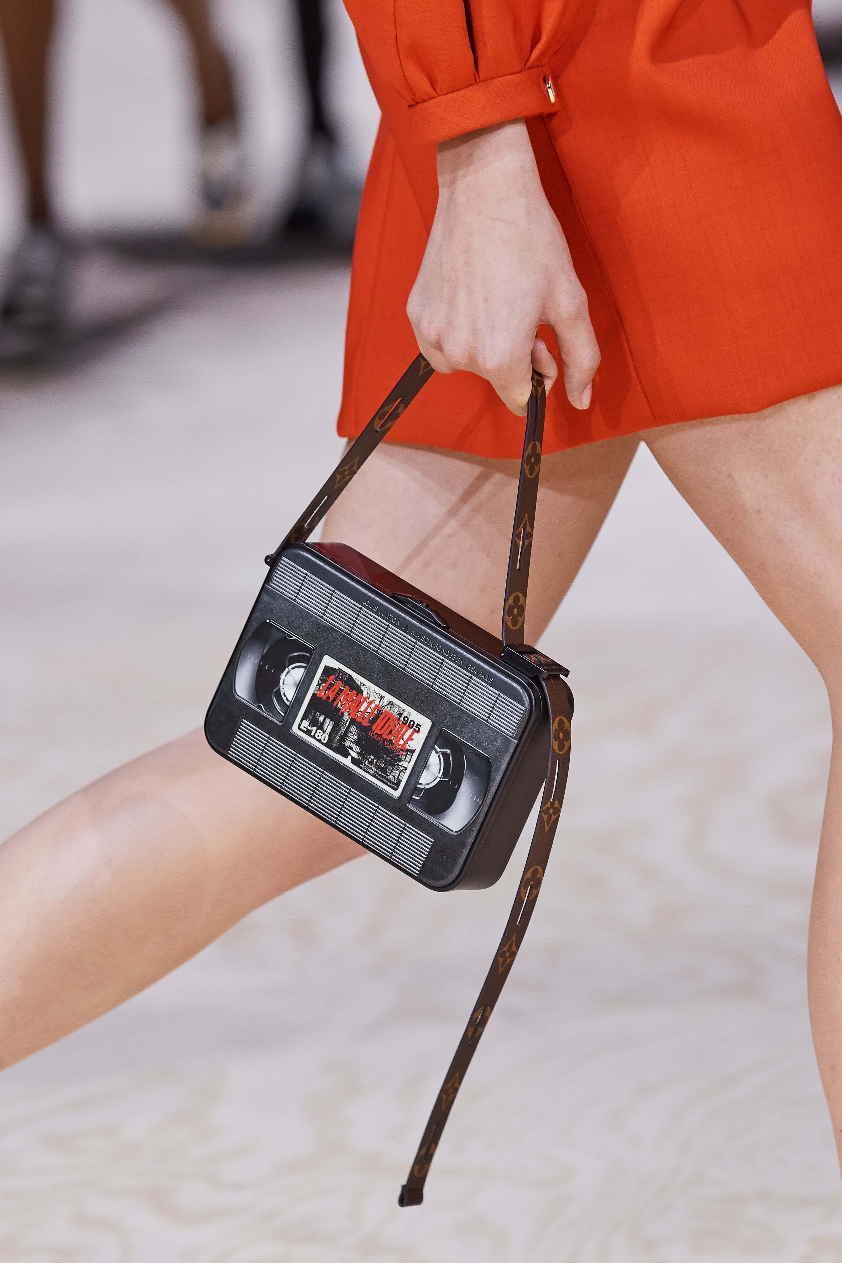 Louis Vuitton Spring Summer 2020 SS20 Vogue Runway cassette bag