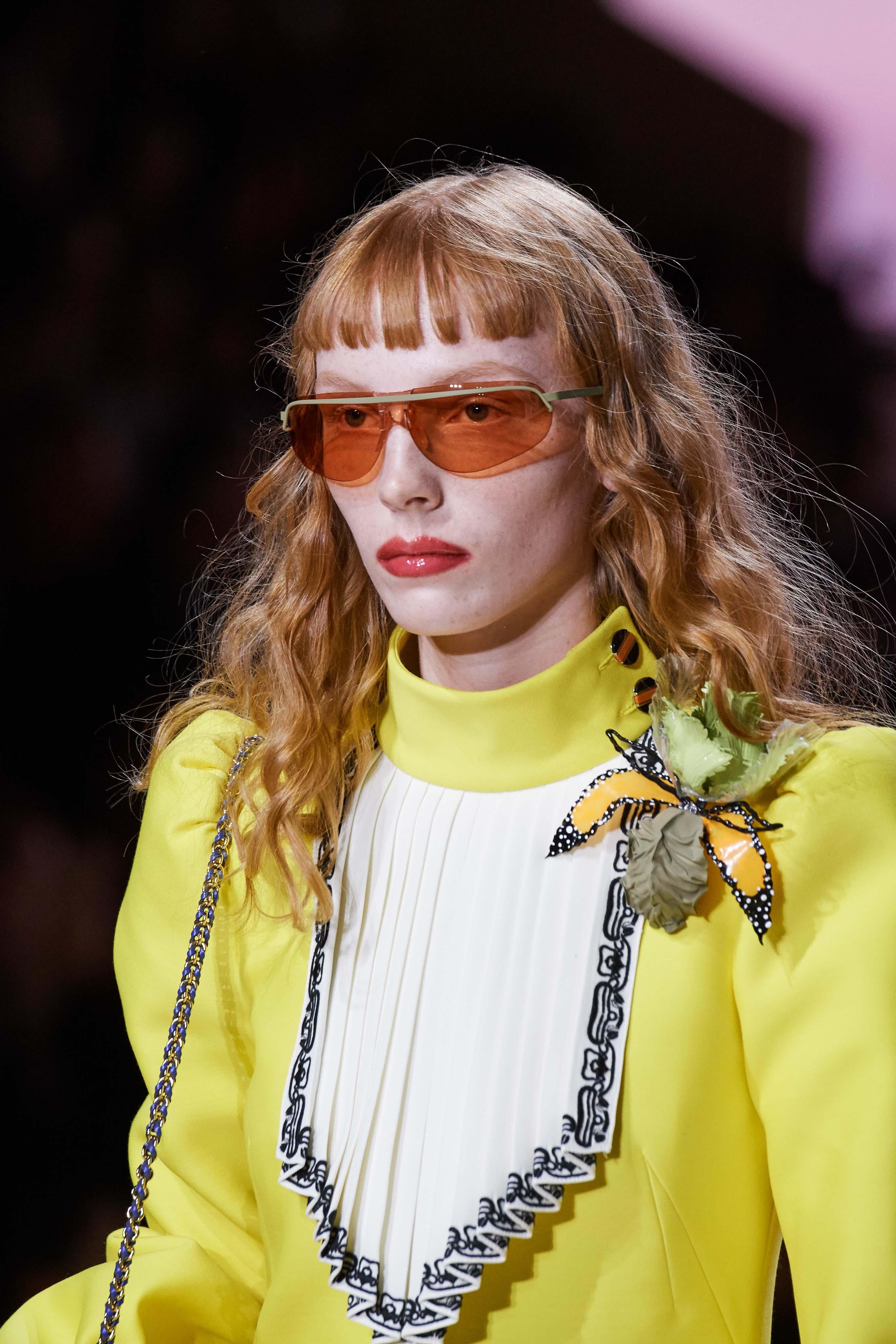 Louis Vuitton Spring Summer 2020 SS20 Vogue Runway SUNGLASSES