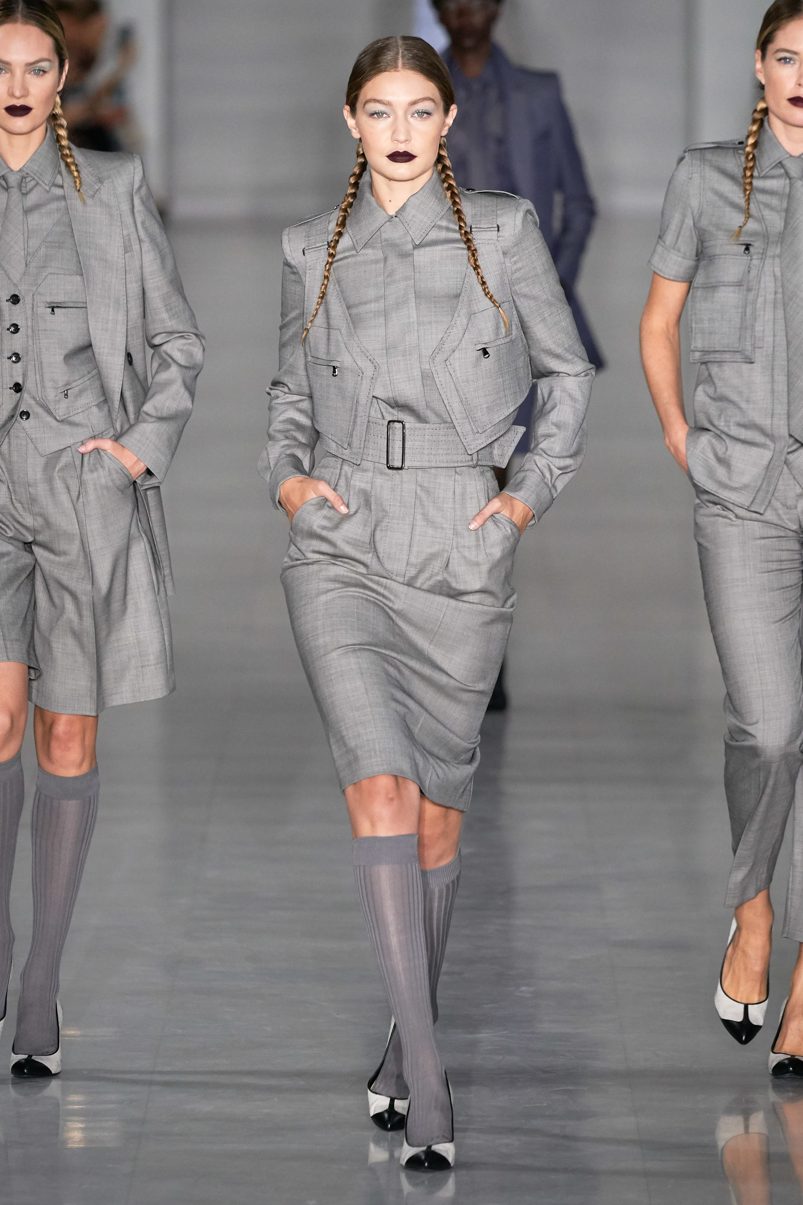Max Mara Spring Summer 2020 SS2020 trends runway coverage Ready To Wear VogueGivenchy Spring Summer 2020 SS2020 trends runway coverage Ready To Wear Vogue monochrome