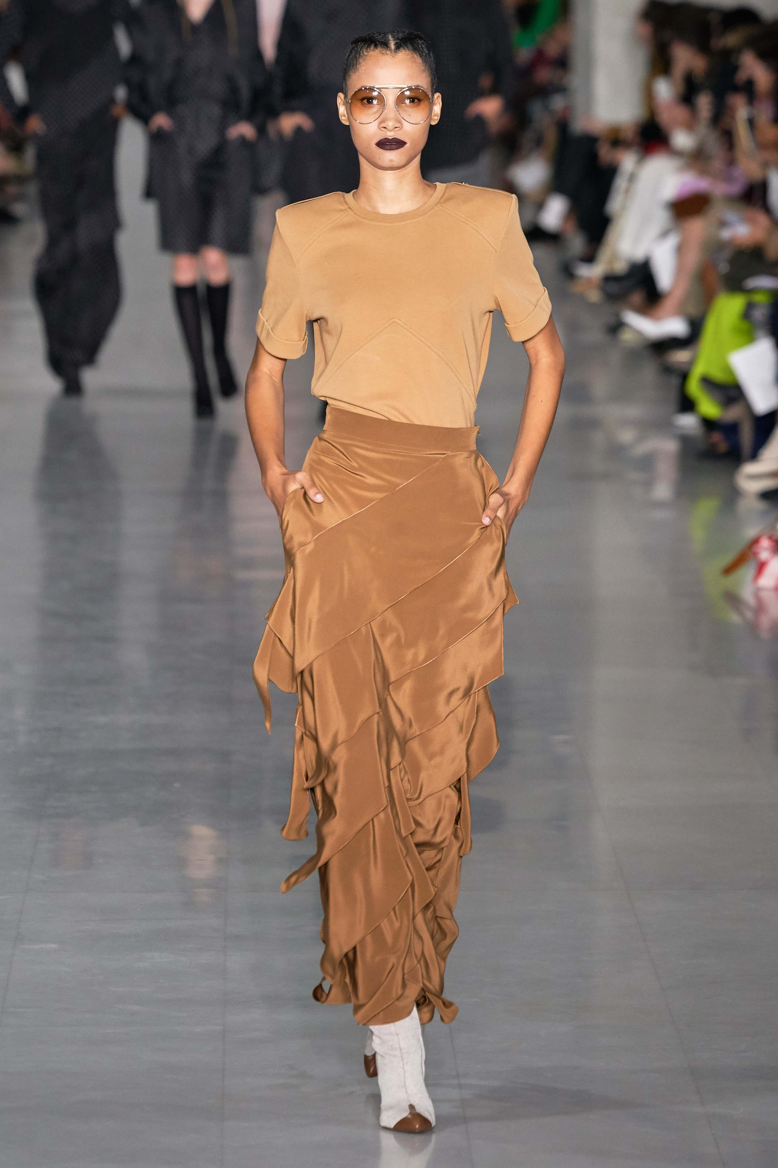 Max Mara Spring Summer 2020 SS2020 trends runway coverage Ready To Wear Vogue