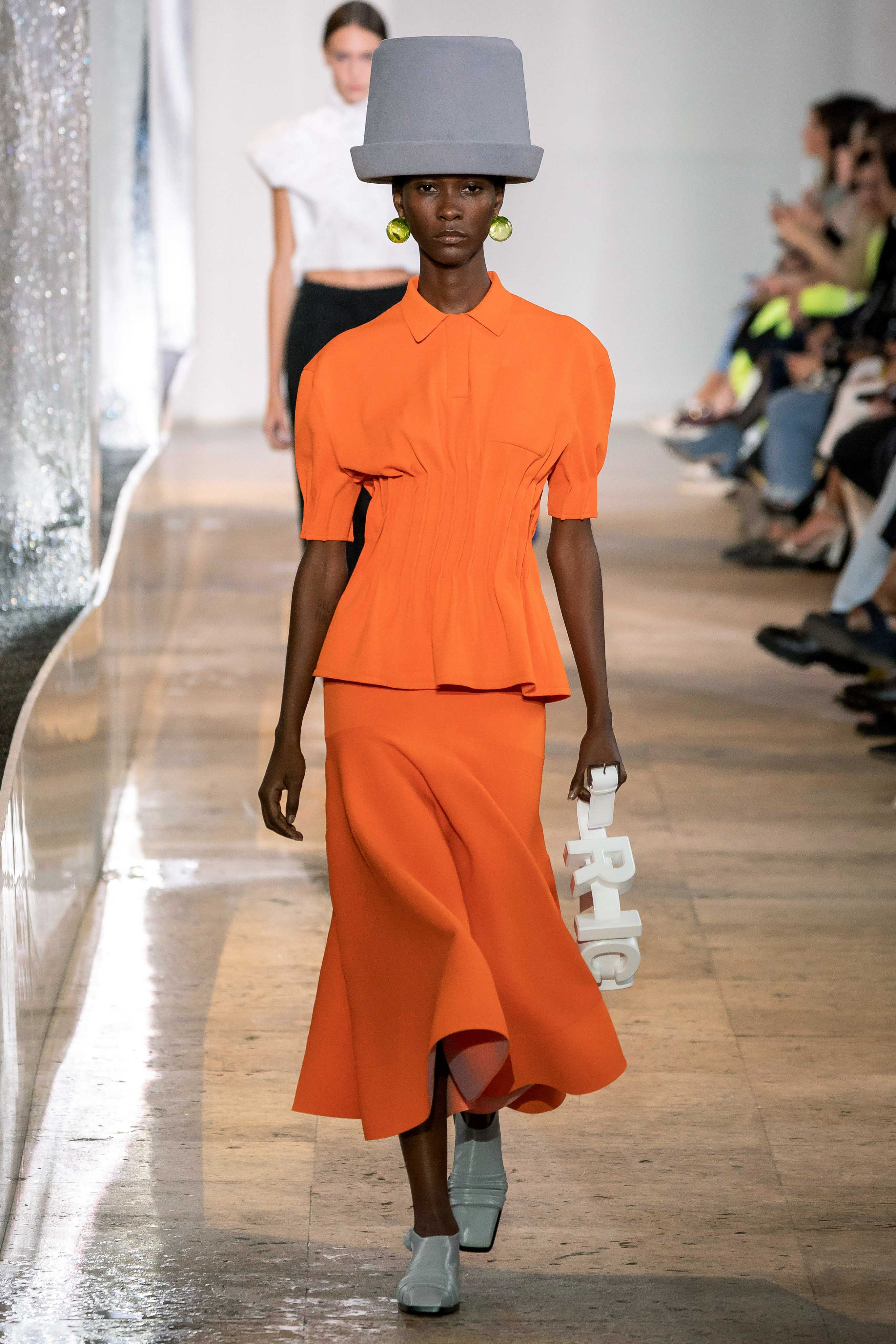Nina Ricci Spring Summer 2020 SS2020 trends runway coverage Ready To Wear Vogue 3