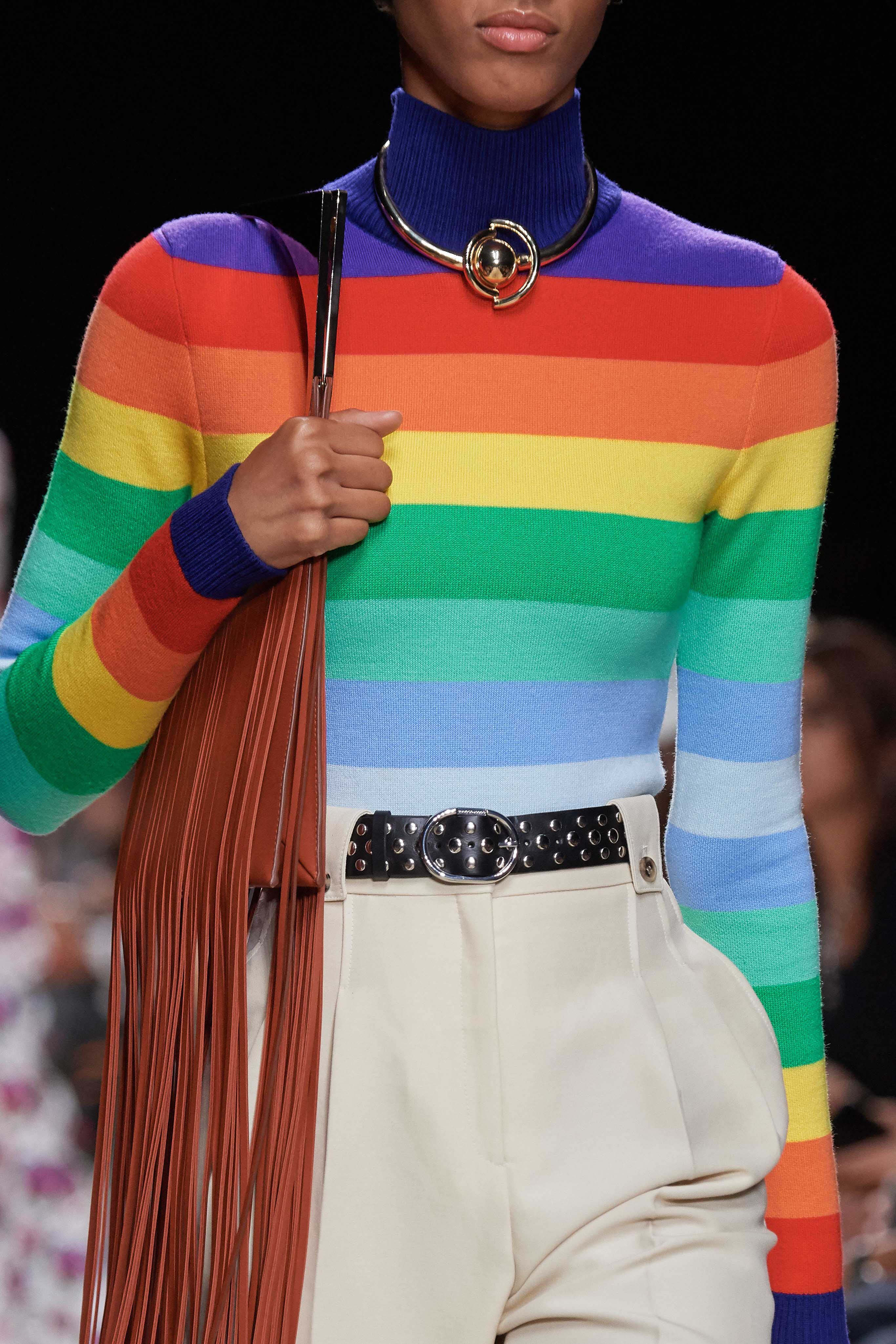 Paco Rabanne Spring Summer 2020 SS2020 trends runway coverage Ready To Wear Vogue details