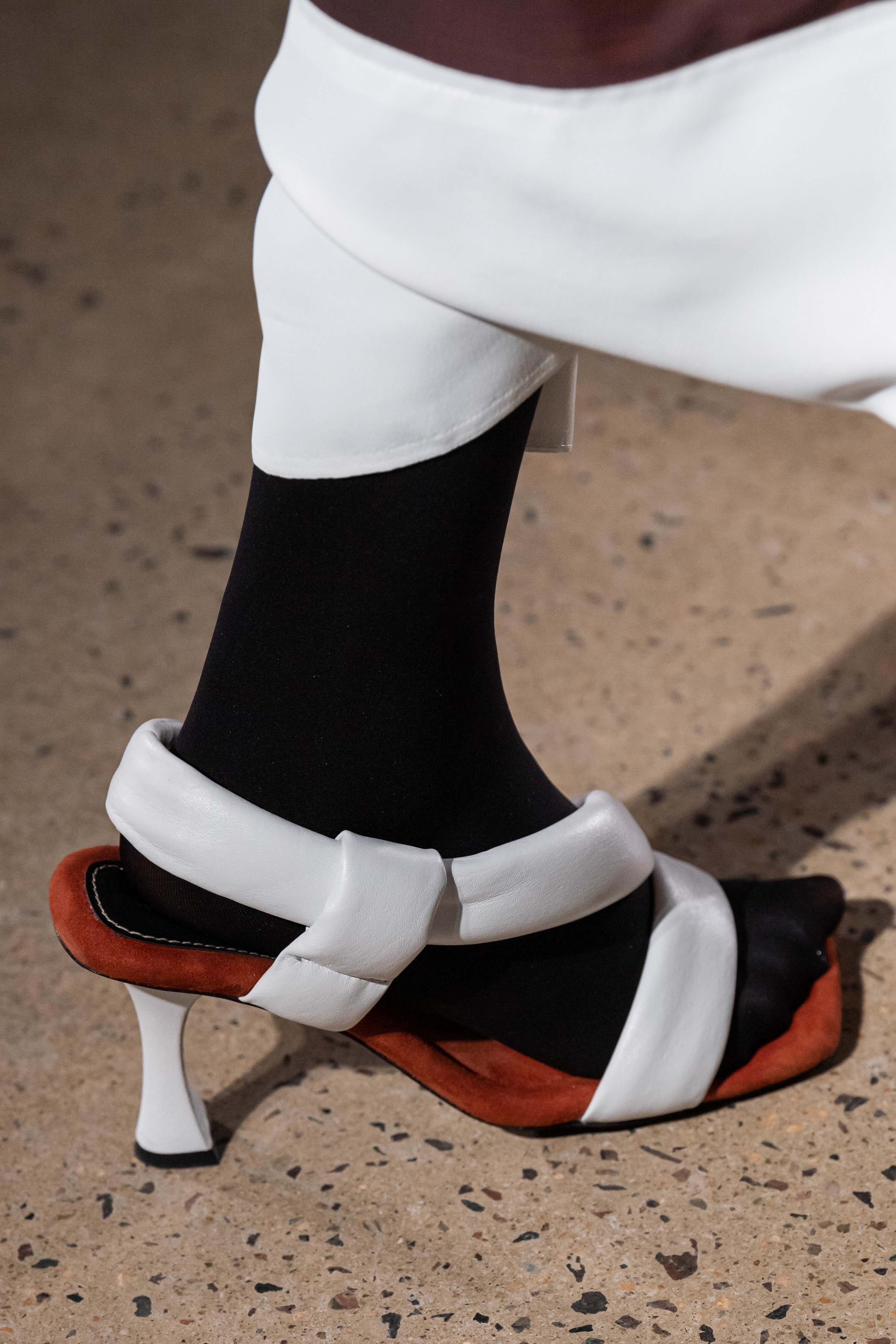 Proenza Schouler Spring Summer 2020 SS2020 trends runway coverage Ready To Wear Vogue shoes