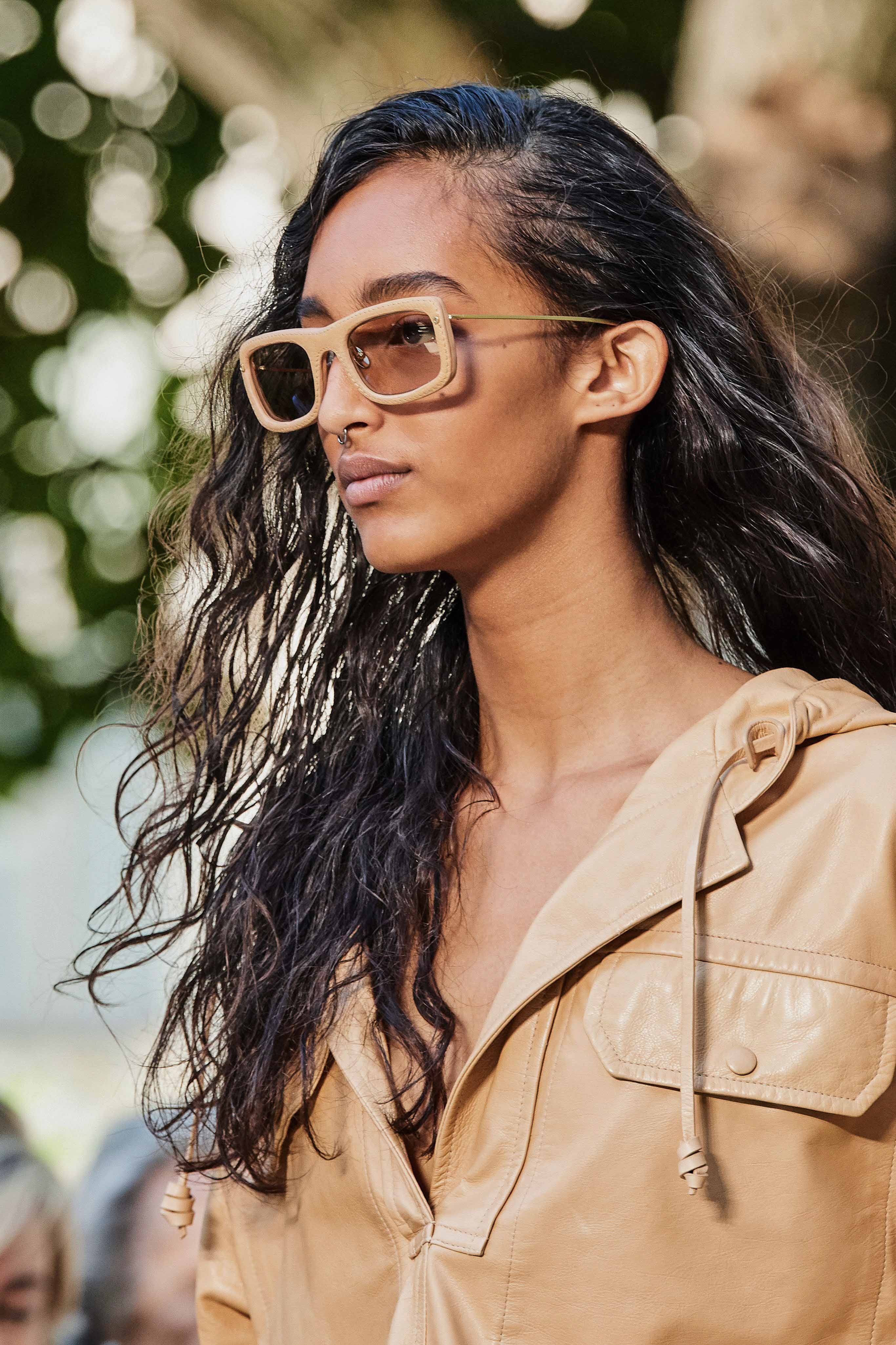 Salvatore Ferragamo Spring Summer 2020 SS2020 trends runway coverage Ready To Wear Vogue sunglasses