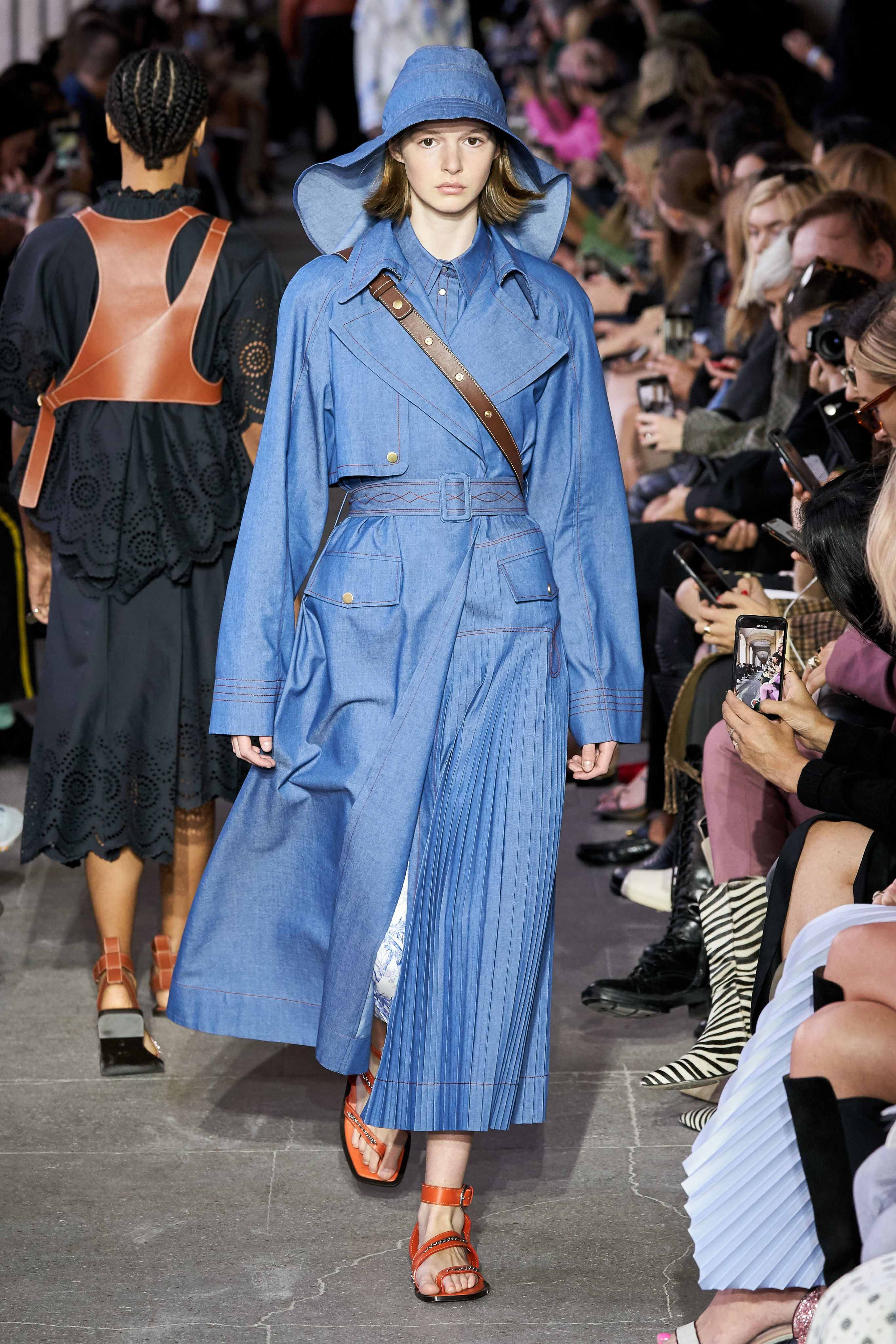 Cedric Charlier Spring Summer 2020 SS2020 trends runway coverage Ready To Wear Vogue bob