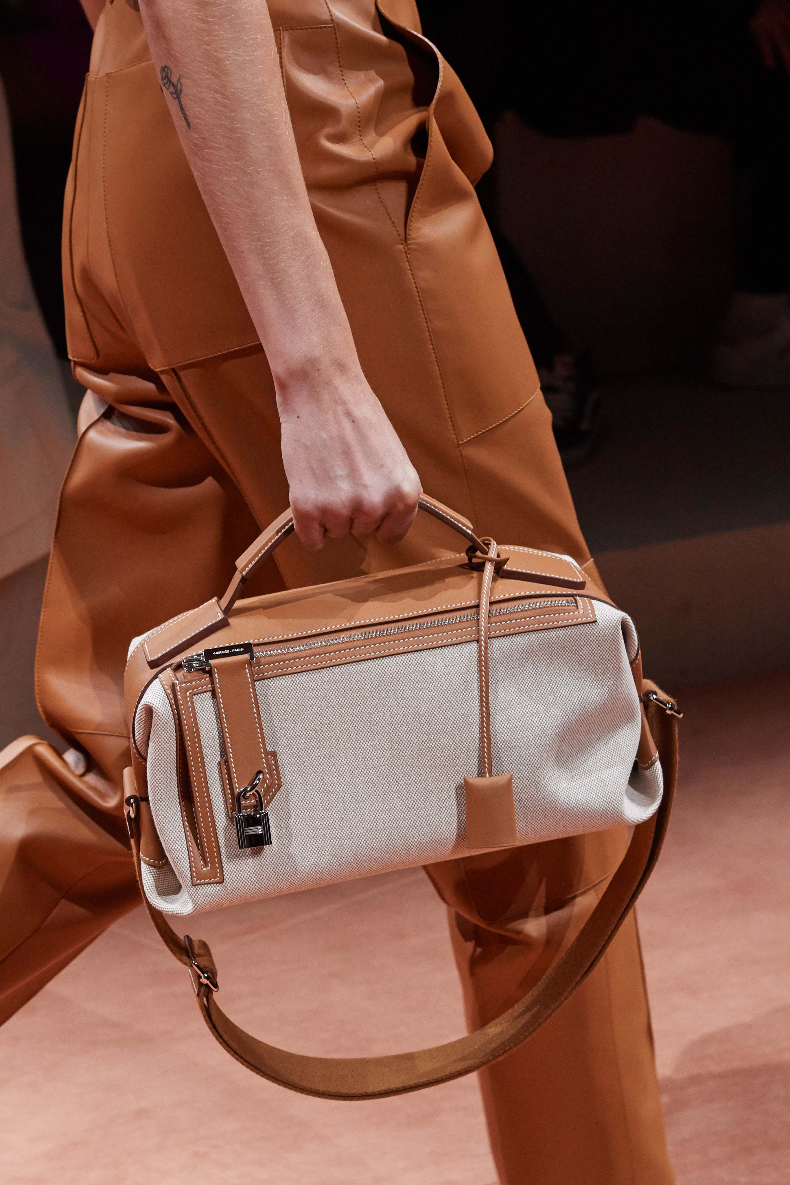 Hermes Spring Summer 2020 SS2020 trends runway coverage Ready To Wear Vogue bag