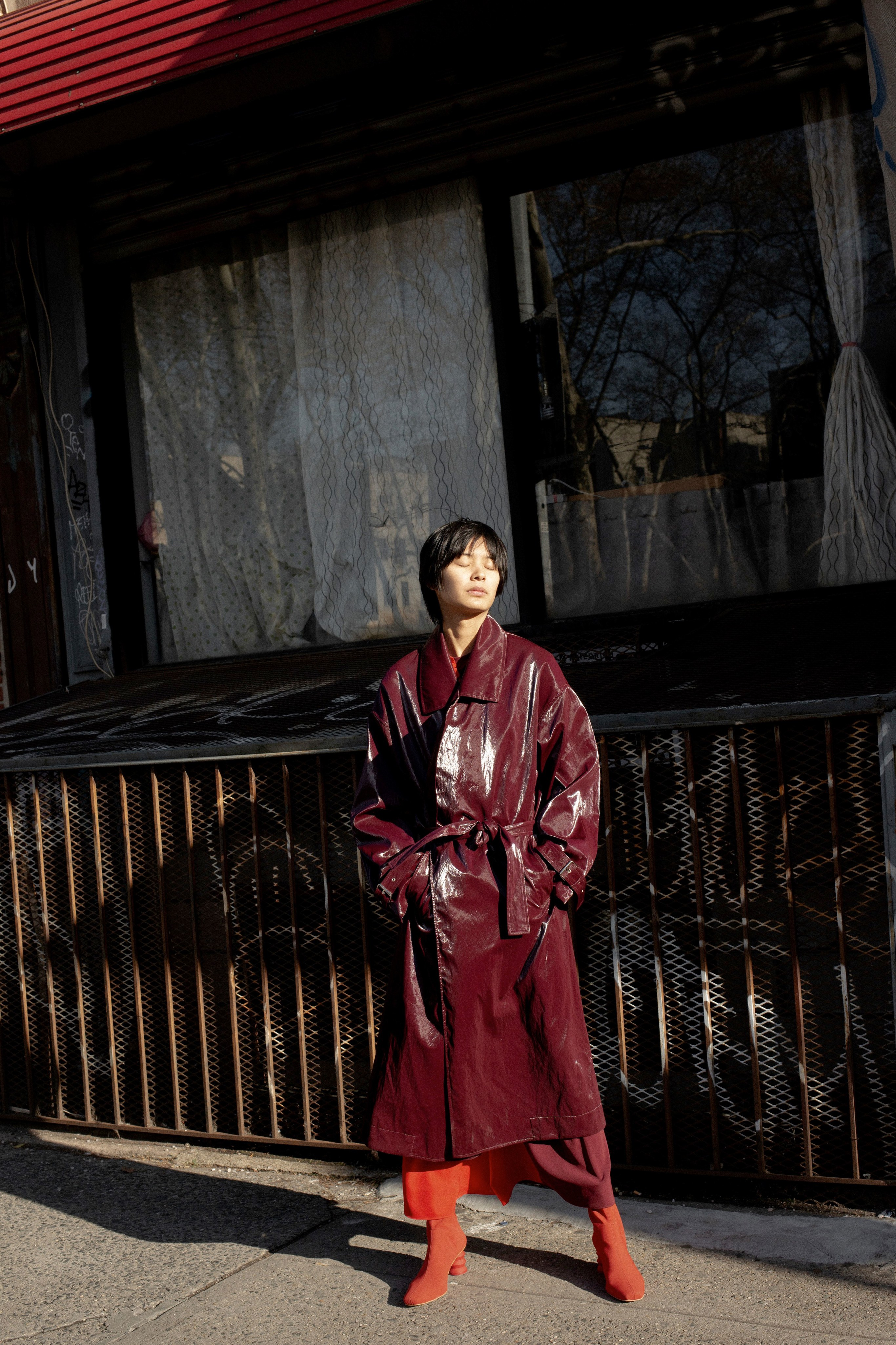 Nomia Pre fall 2020 Lookbook trends runway coverage Ready To Wear Vogue coat