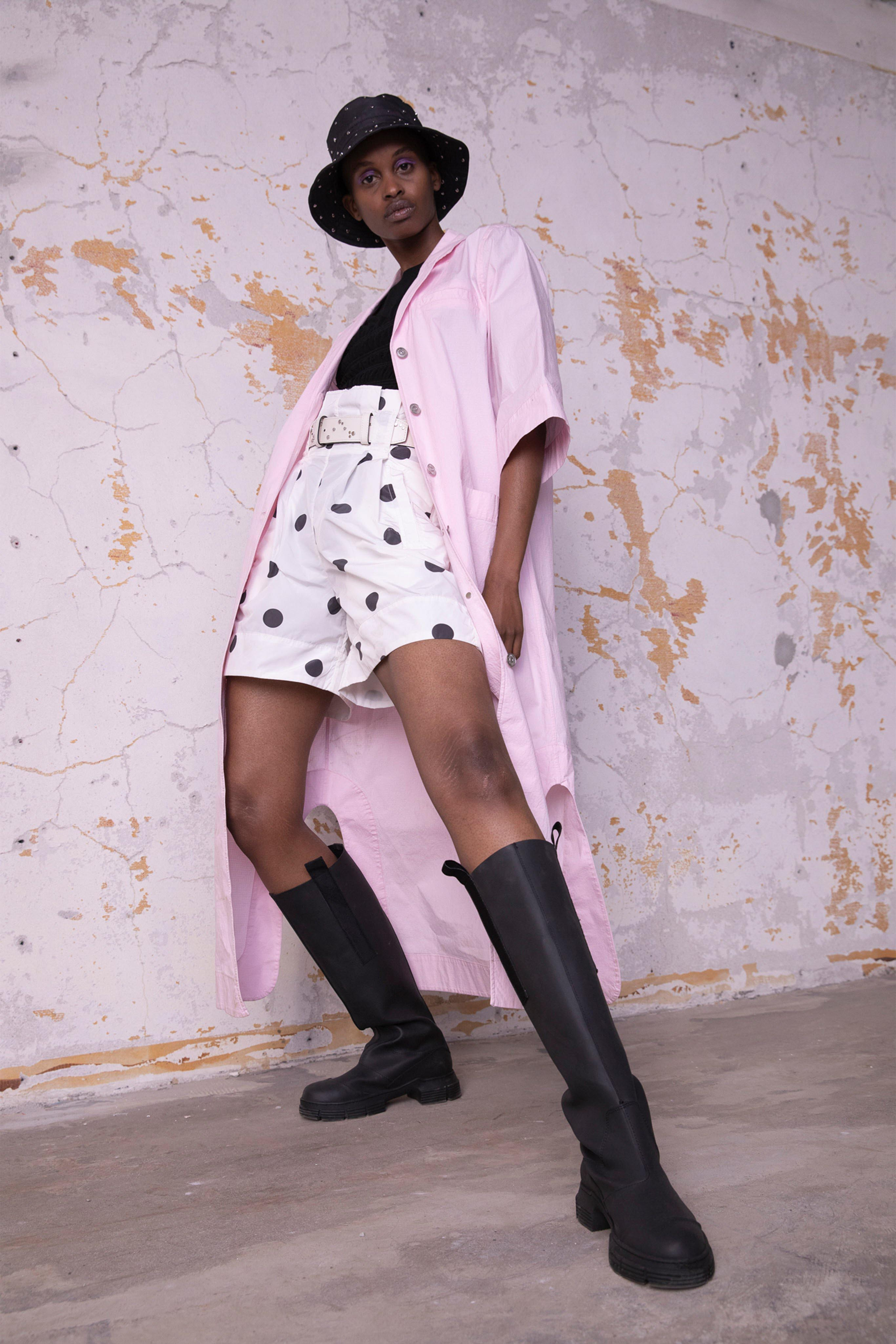 Ganni Pre fall 2020 Lookbook trends runway coverage Ready To Wear Vogue fall boots