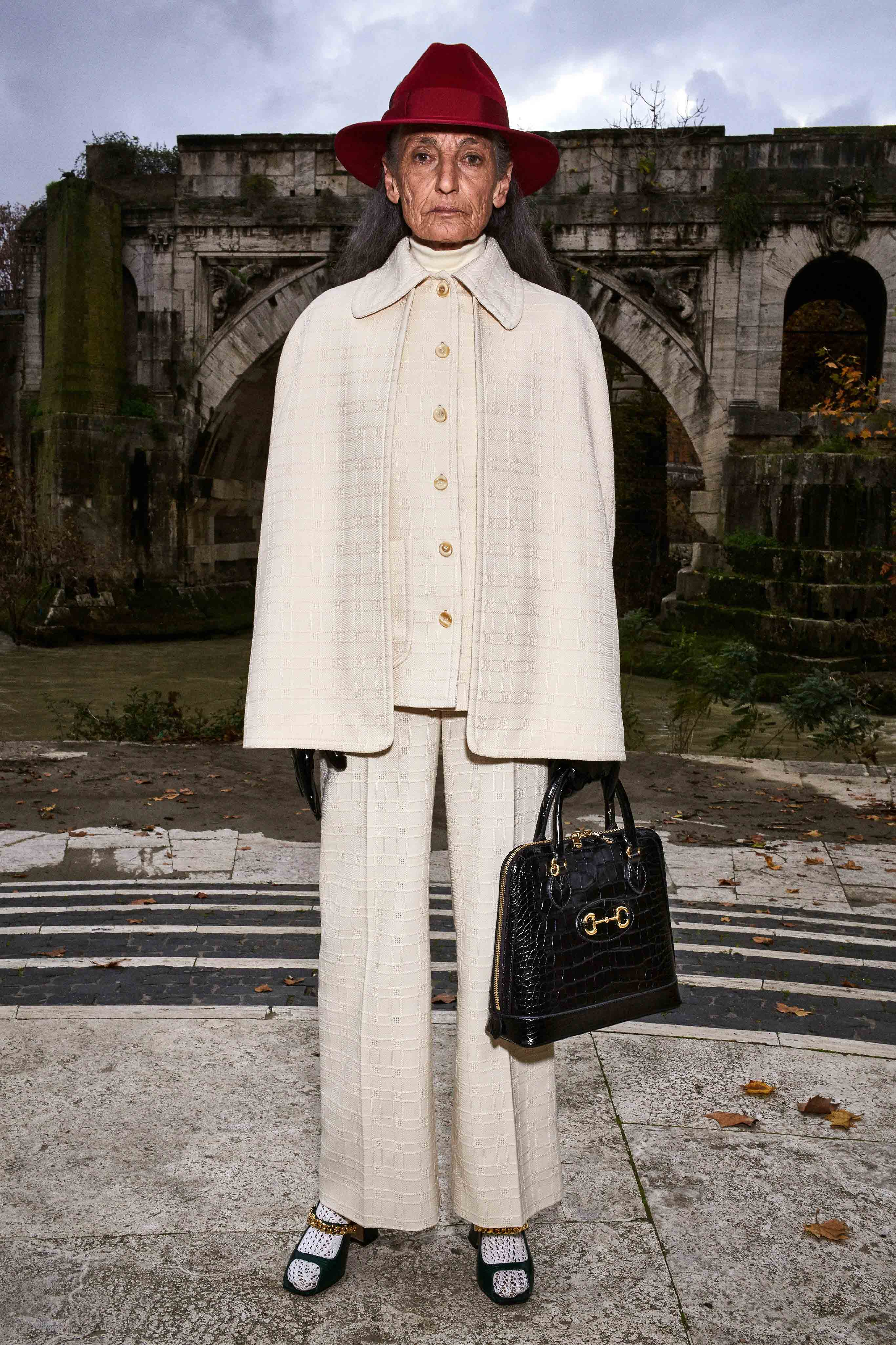 Gucci Pre fall 2020 Lookbook trends runway coverage Ready To Wear Vogue Suits
