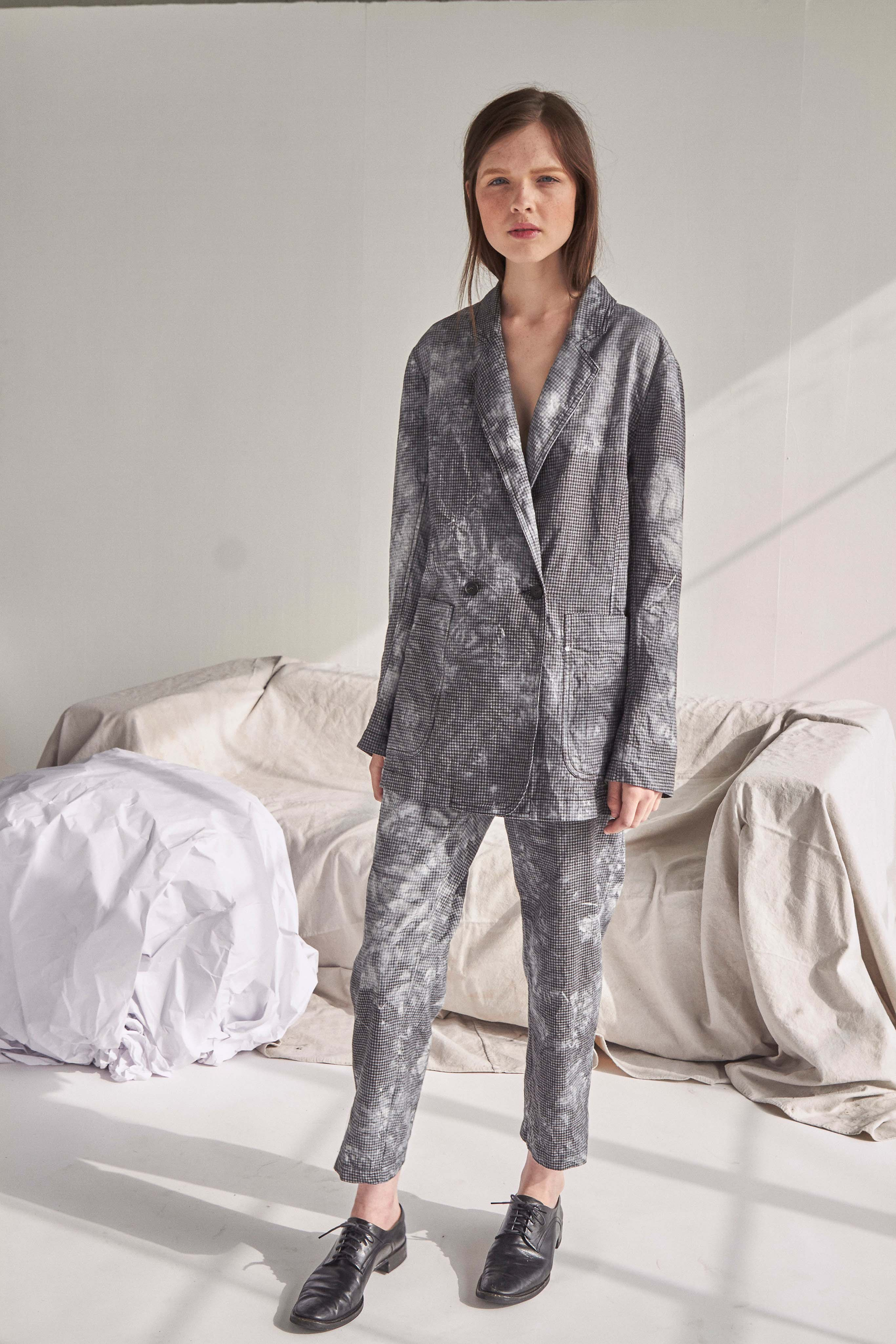Raquel Allegra Pre fall 2020 Lookbook trends runway coverage Ready To Wear Vogue Suits