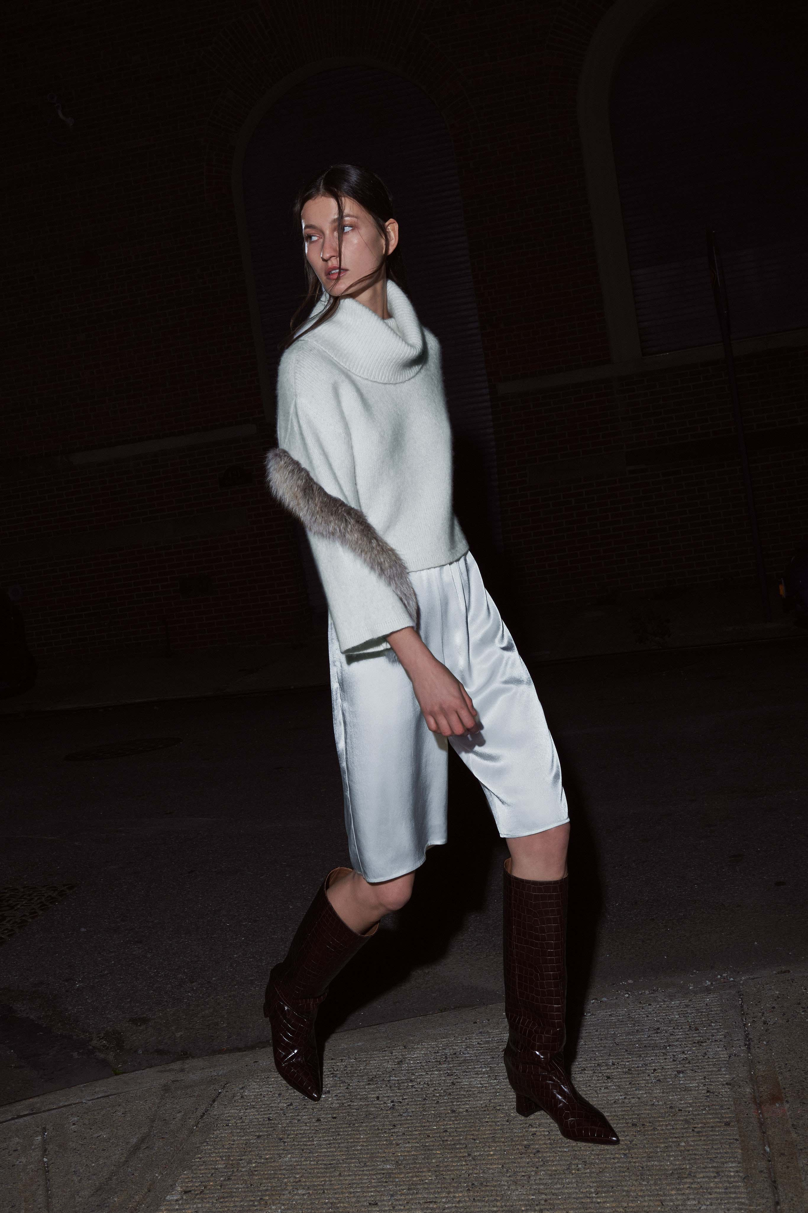 Sally LaPointe Pre fall 2020 Lookbook trends runway coverage Ready To Wear Vogue fall boots