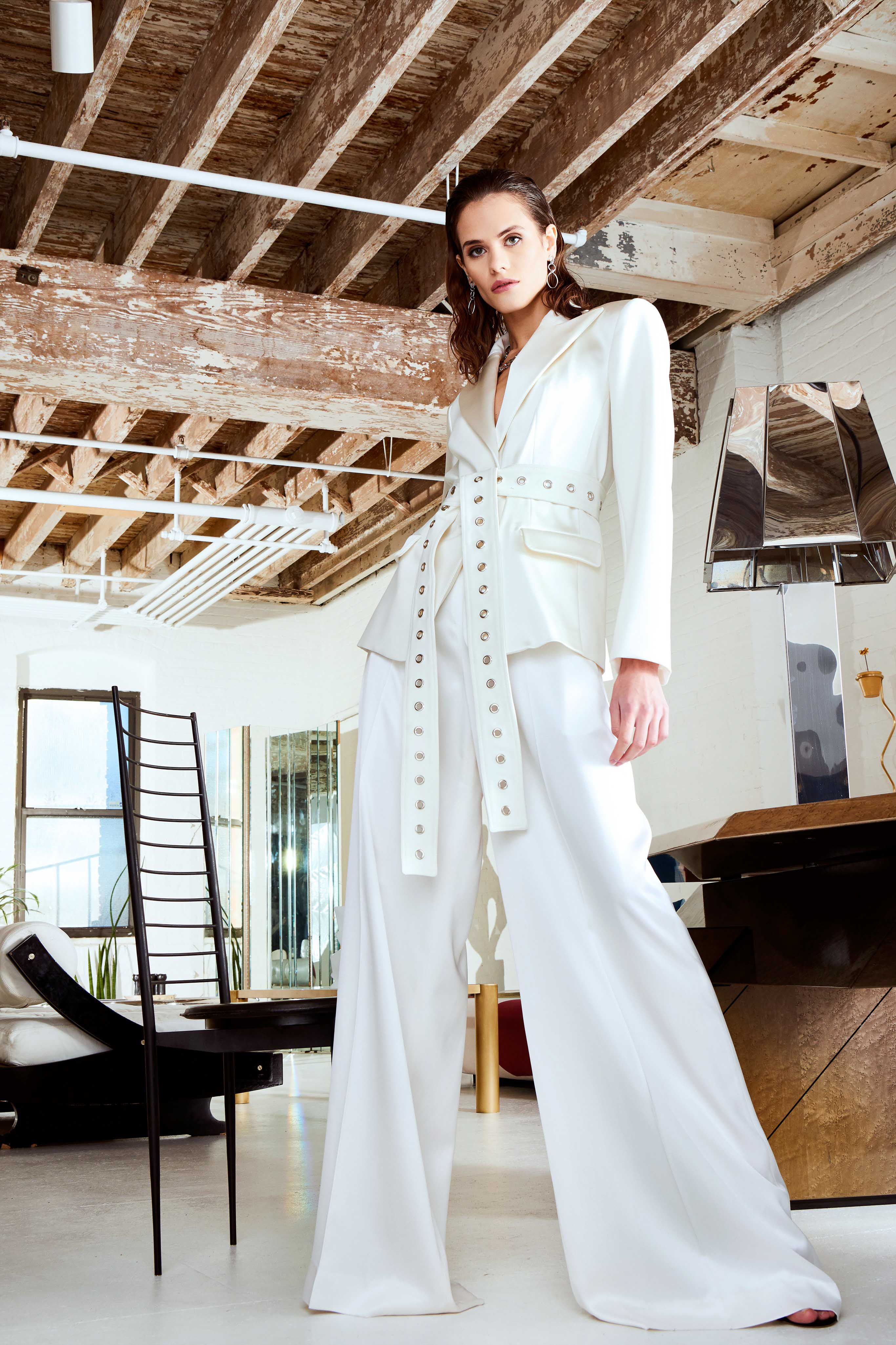Christian Siriano Pre fall 2020 Lookbook trends runway coverage Ready To Wear Vogue Suits